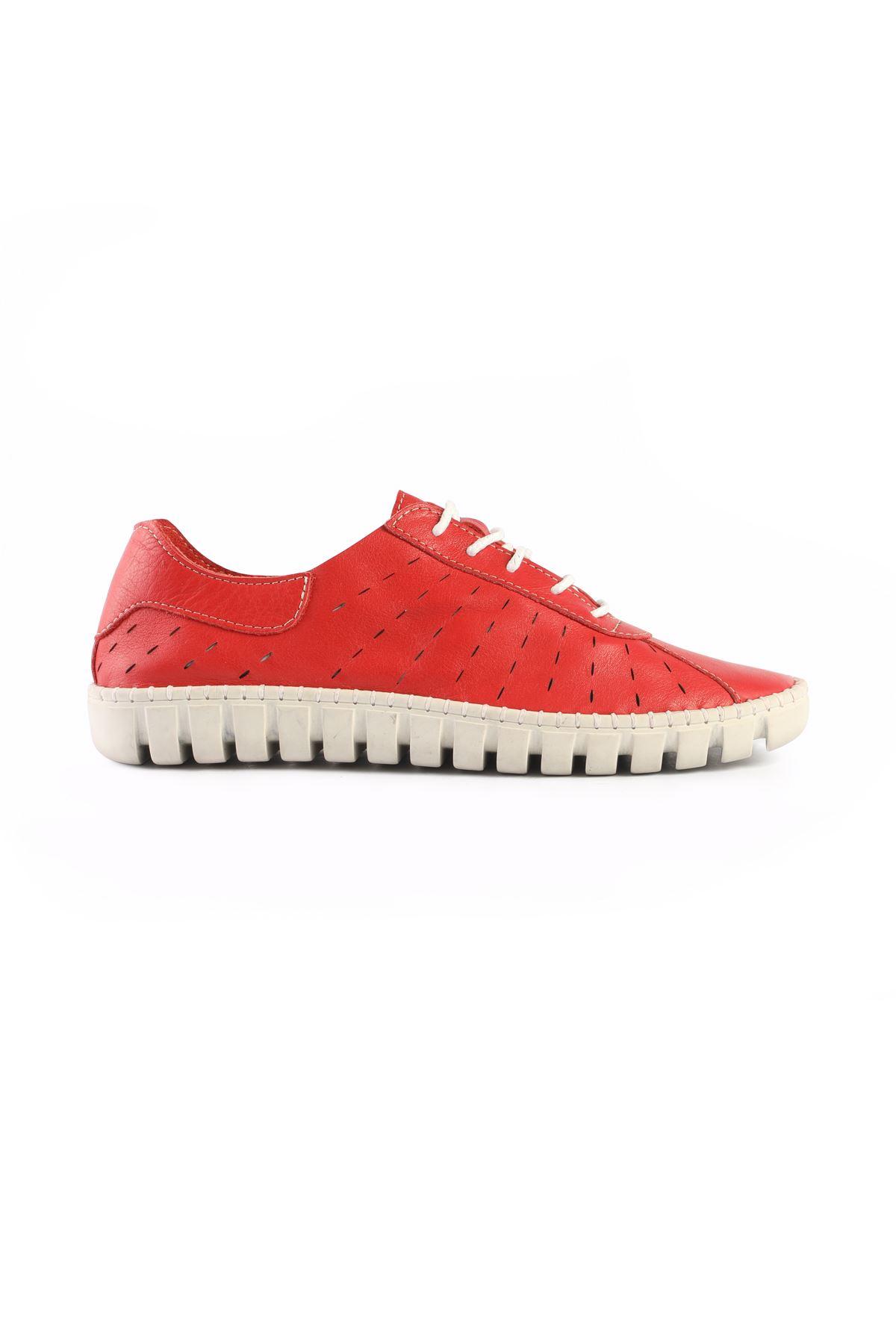 Libero AH6020 Kırmızı Casual Ayakkabı
