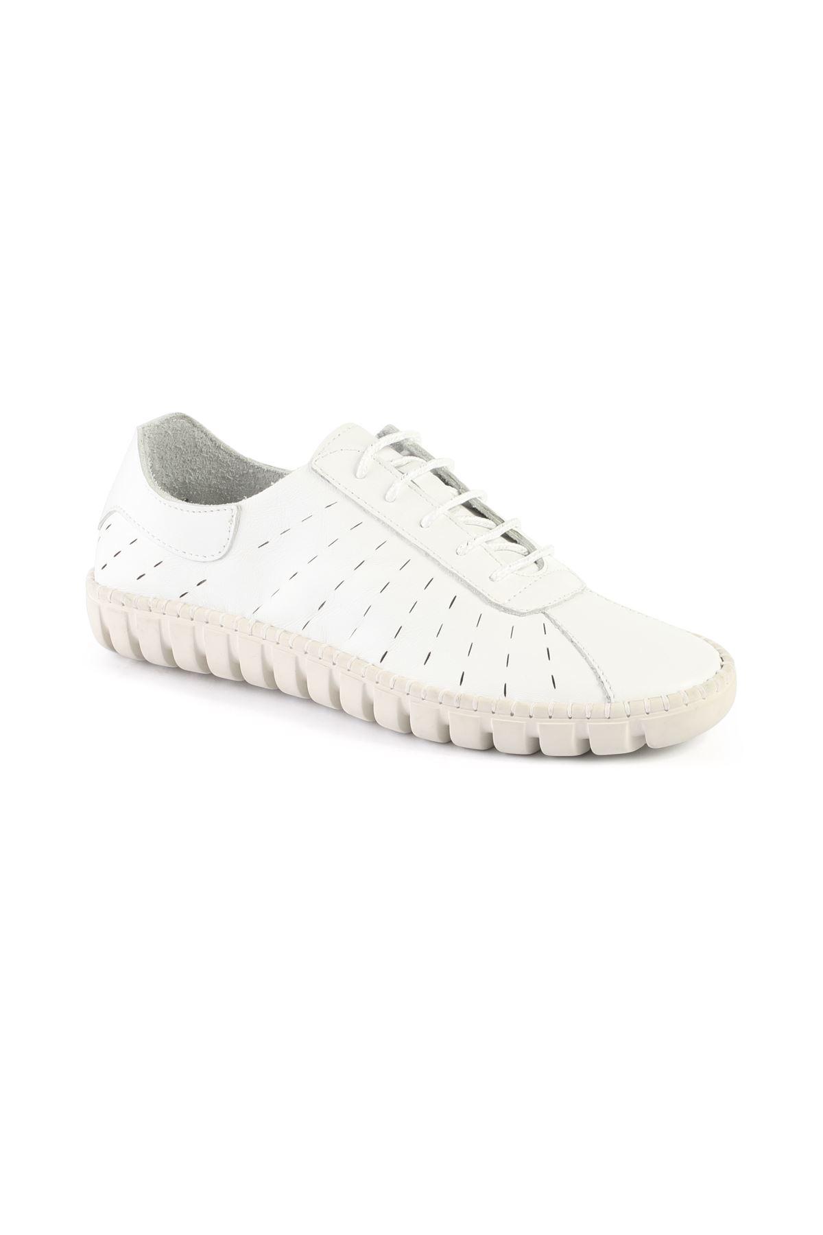 Libero AH6020 Beyaz Casual Ayakkabı