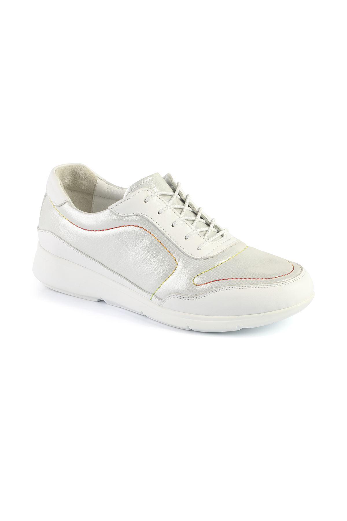 Libero AE0082 Beyaz Spor Ayakkabı