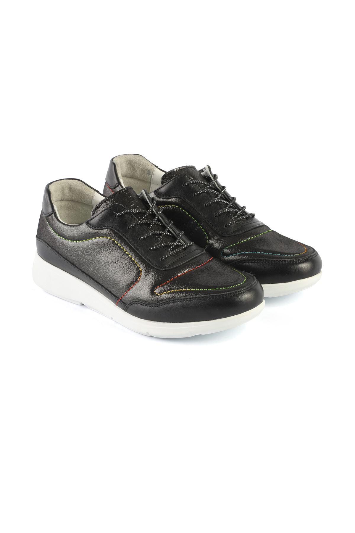 Libero AE0082 Siyah Spor Ayakkabı