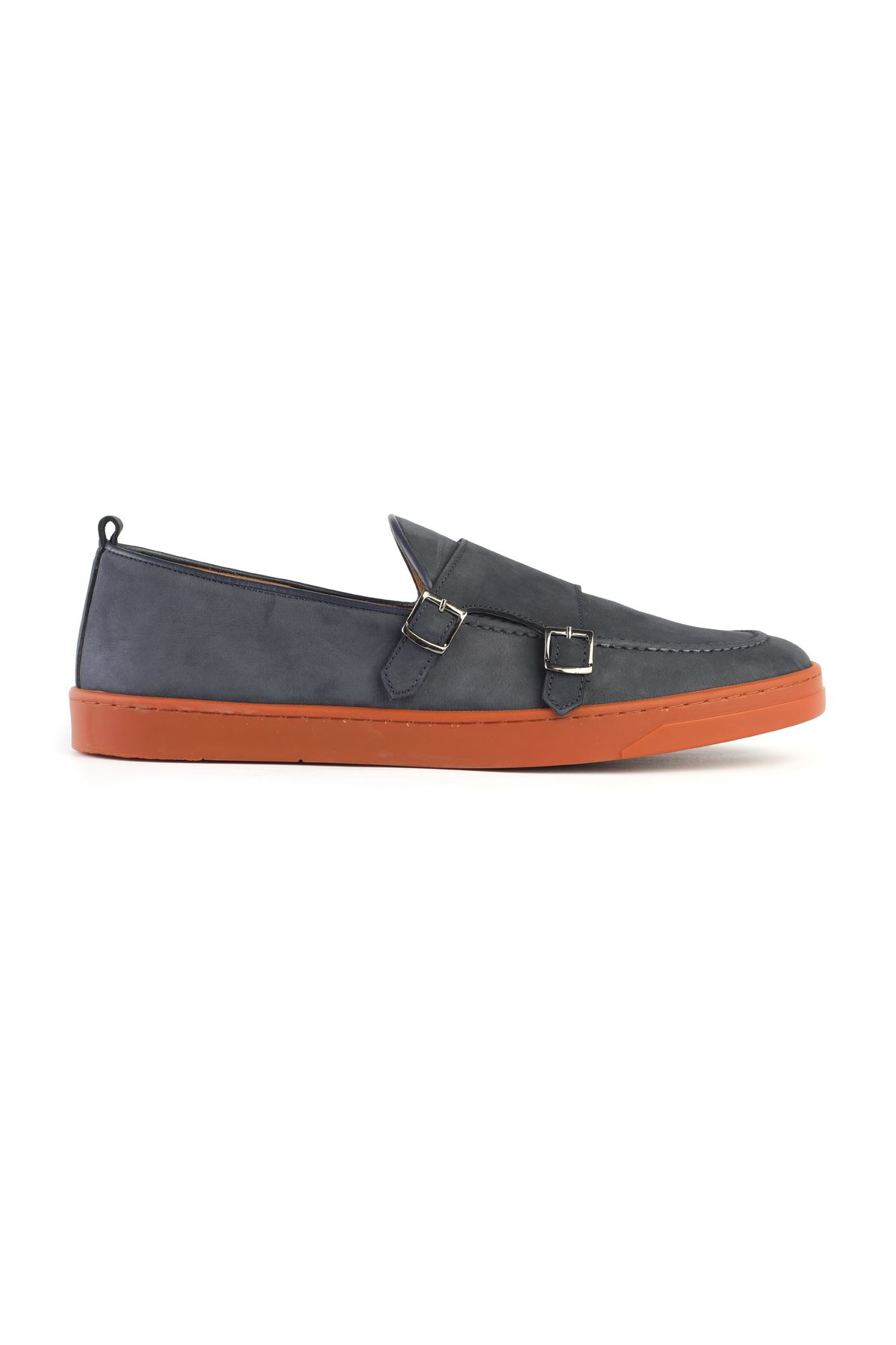 Libero L3357 Navy Blue Loafer Shoes