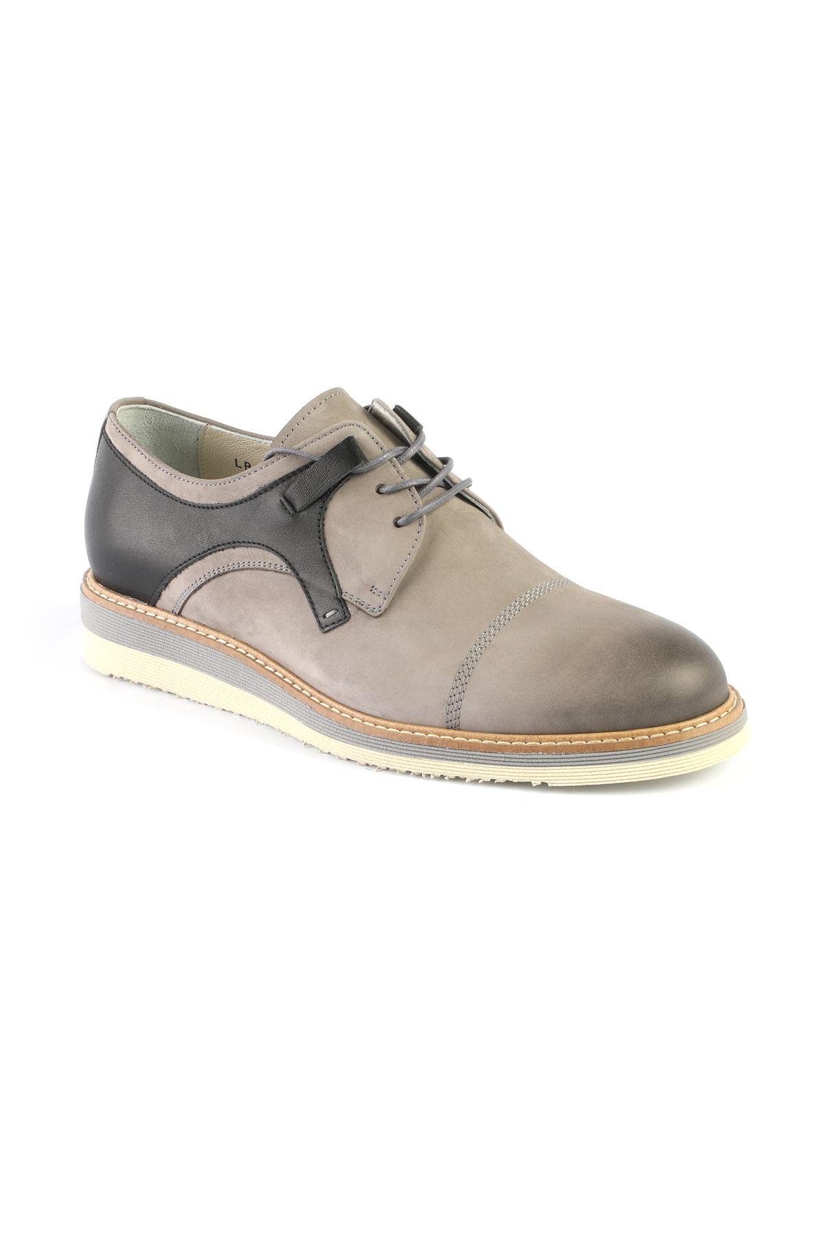 Libero 3387 Gray Casual Shoes