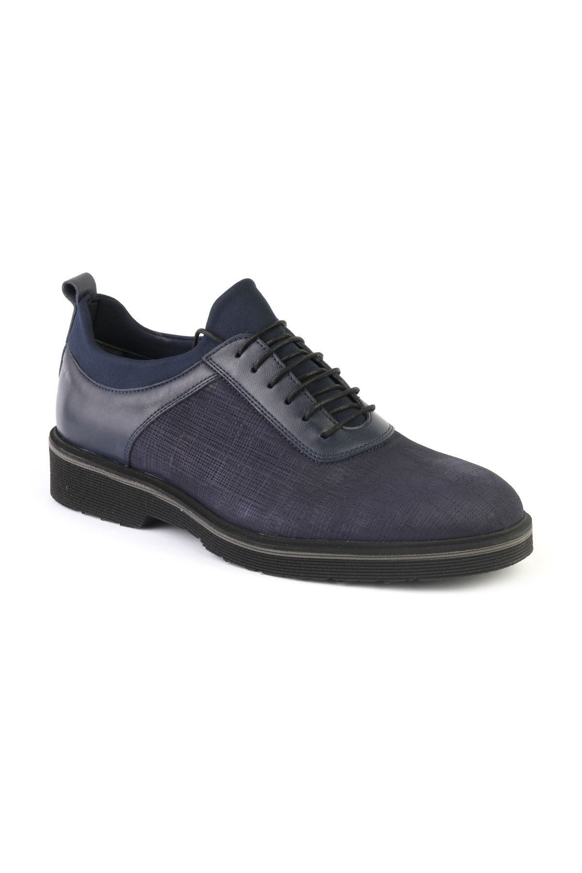 Libero T1137 Navy Blue Casual Shoes