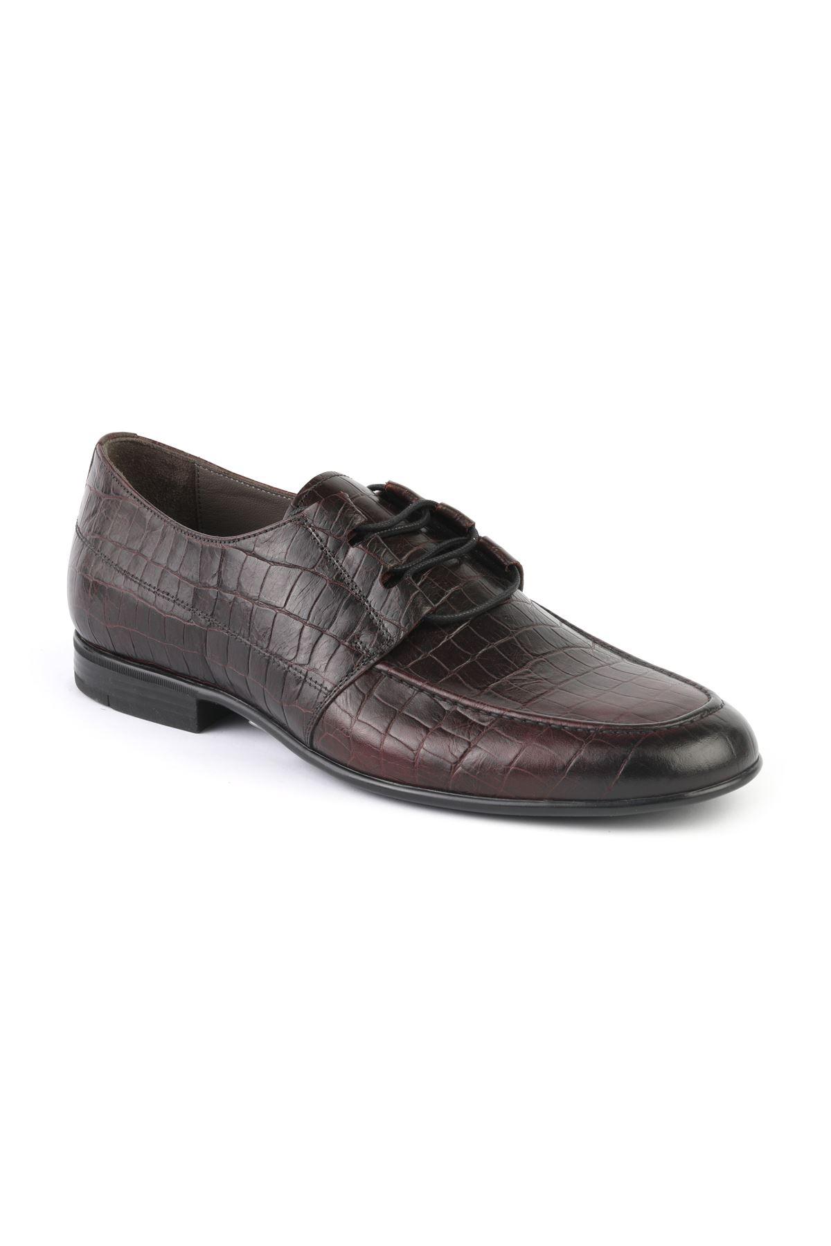 Libero T1140 Bordo Klasik Ayakkabı
