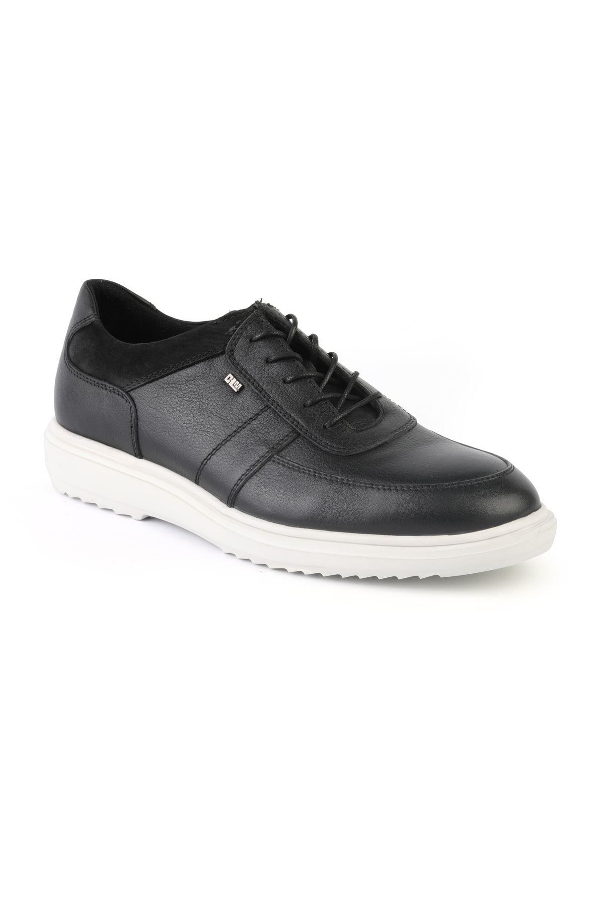 Libero T1199 Black Sports Shoes