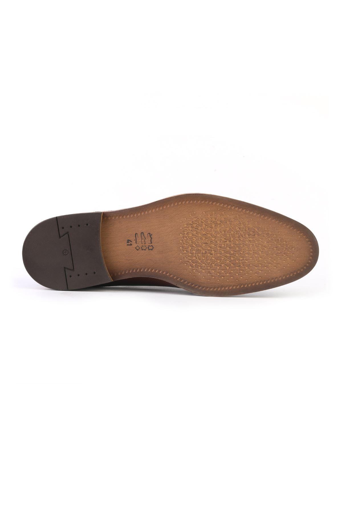 Libero T1181 Taba Klasik Ayakkabı