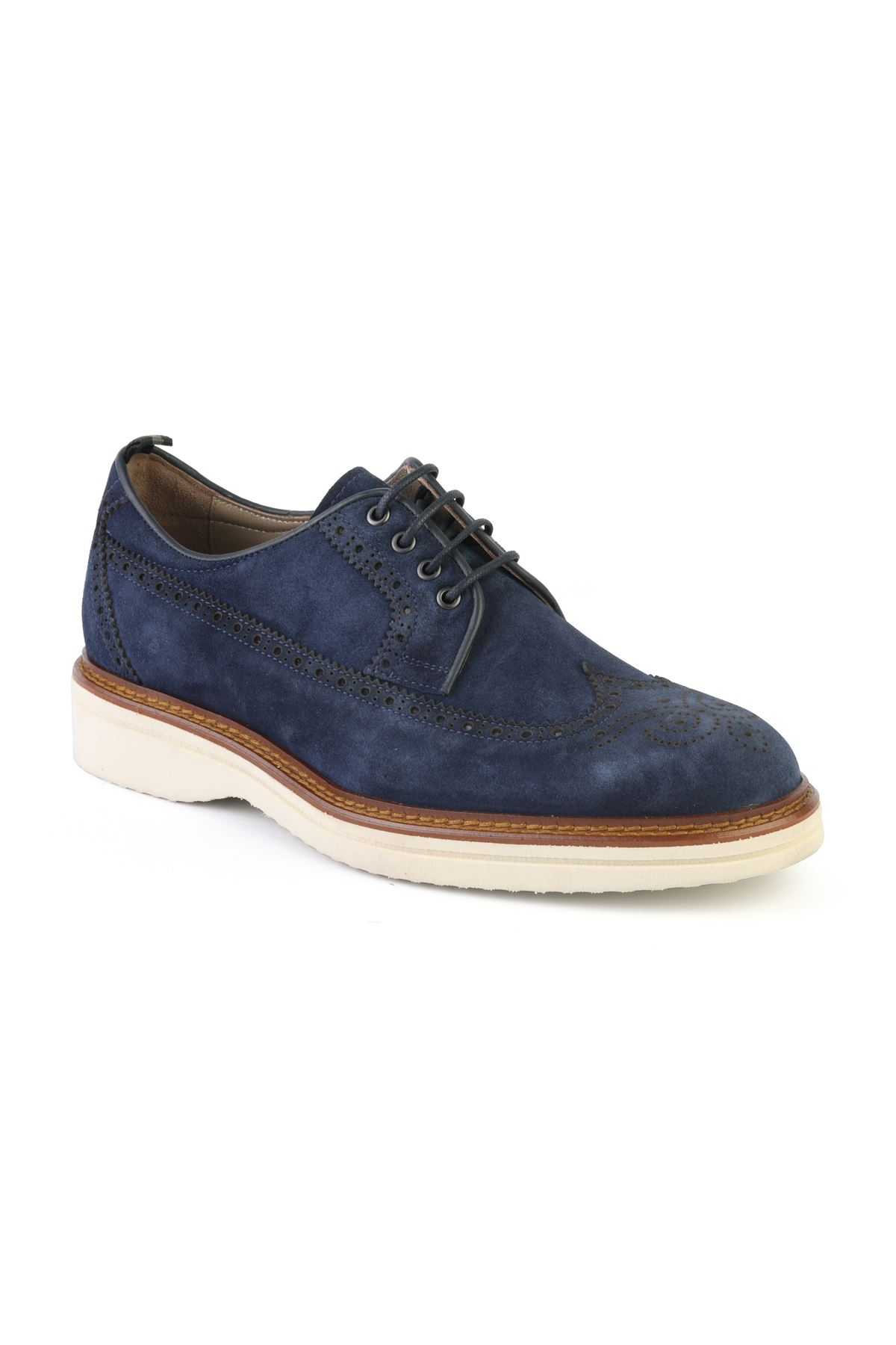 Libero T1121 Navy Blue Casual Shoes