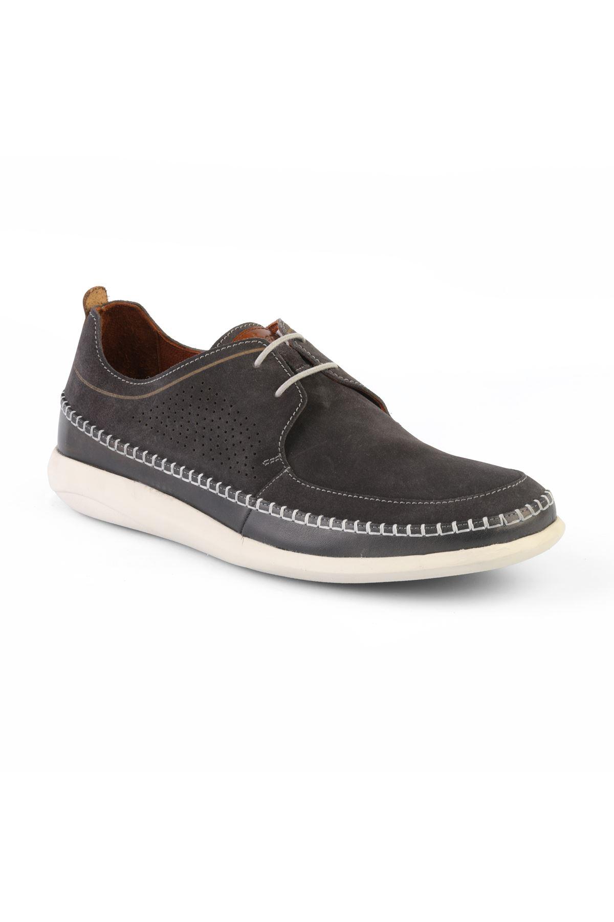 Libero T1132 Gray Classic Shoes