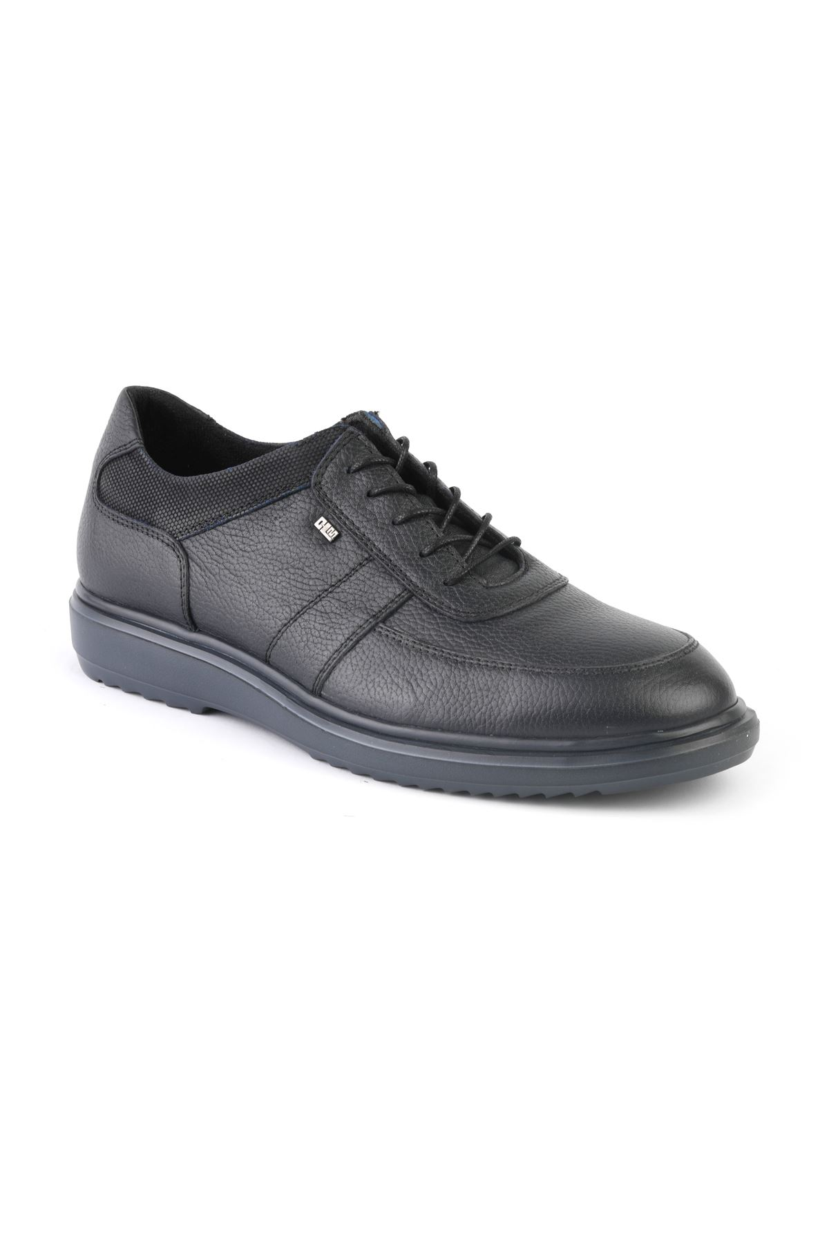 Libero T1200 Black Casual Shoes