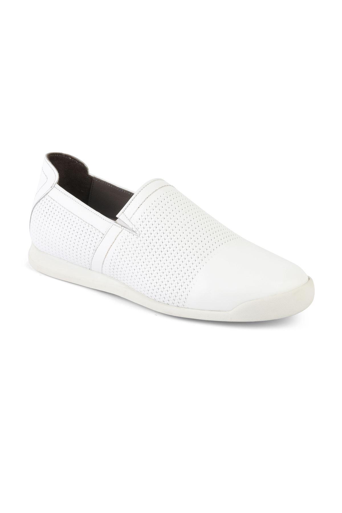 Libero T1108 White Casual Shoes