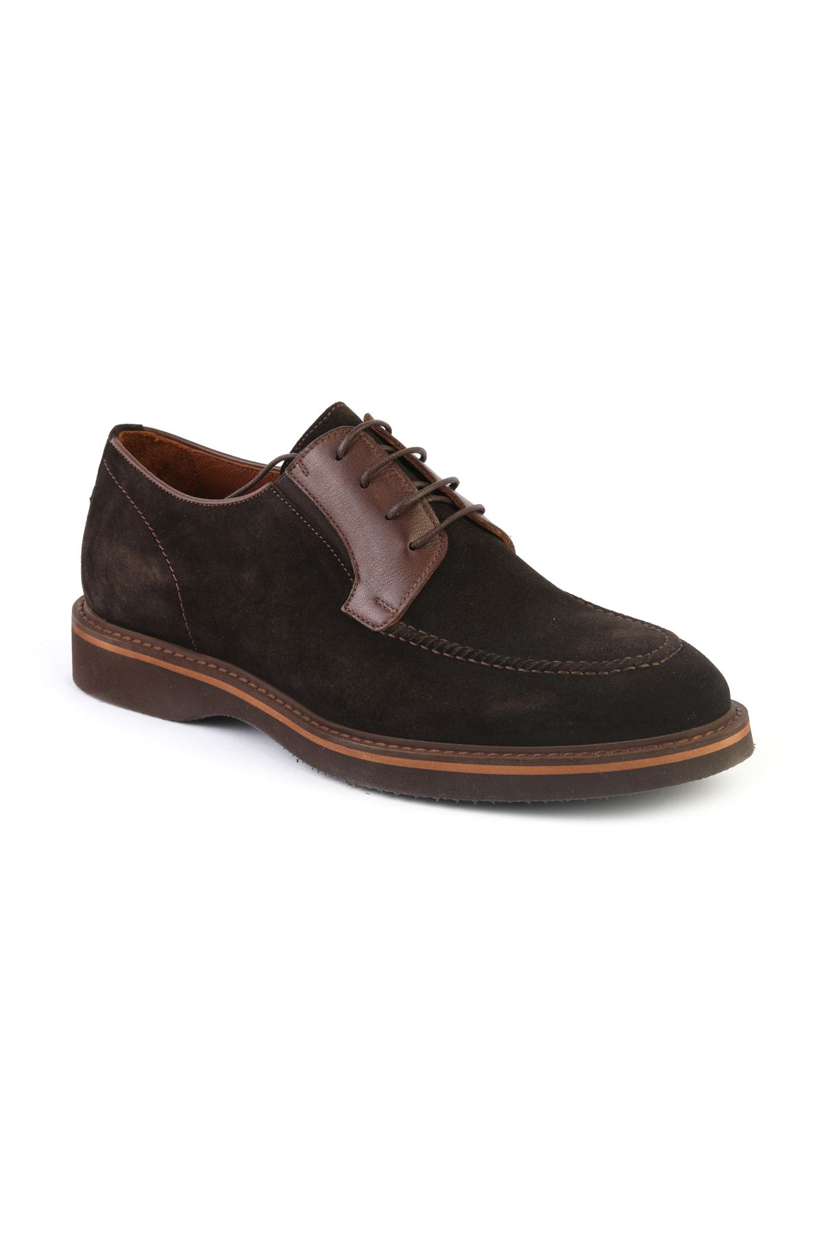 Libero T1145 Brown Oxford Shoes