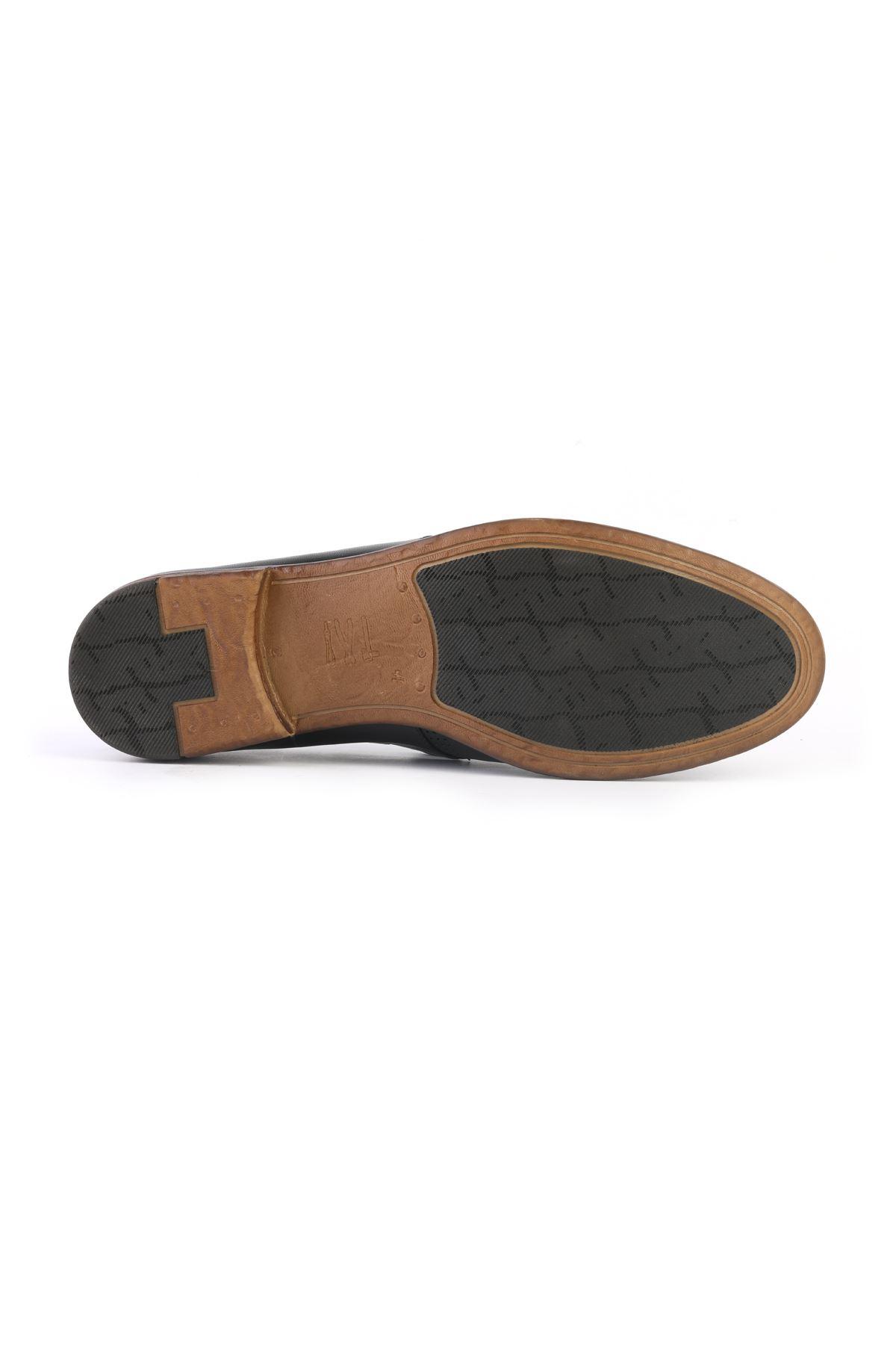 Libero T1182 Siyah Klasik Ayakkabı