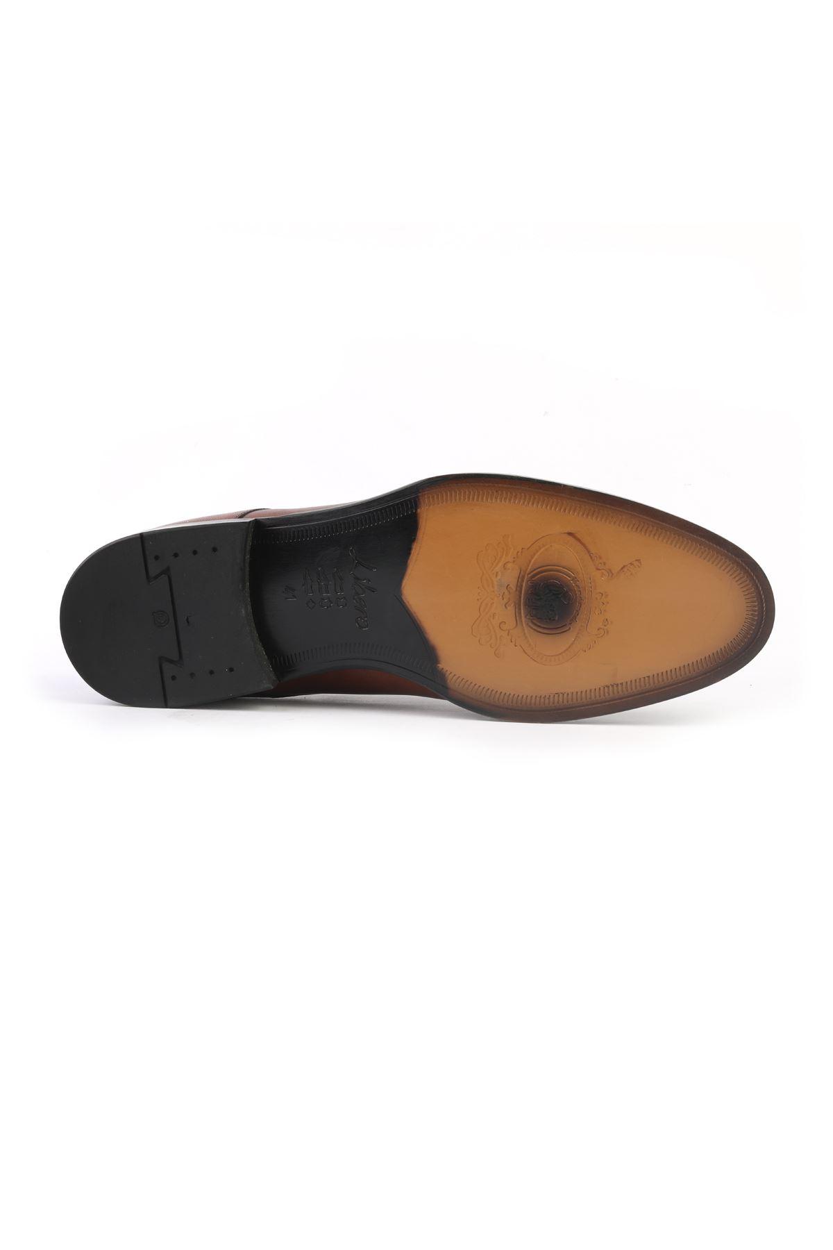Libero T1135 Tan Classic Shoes
