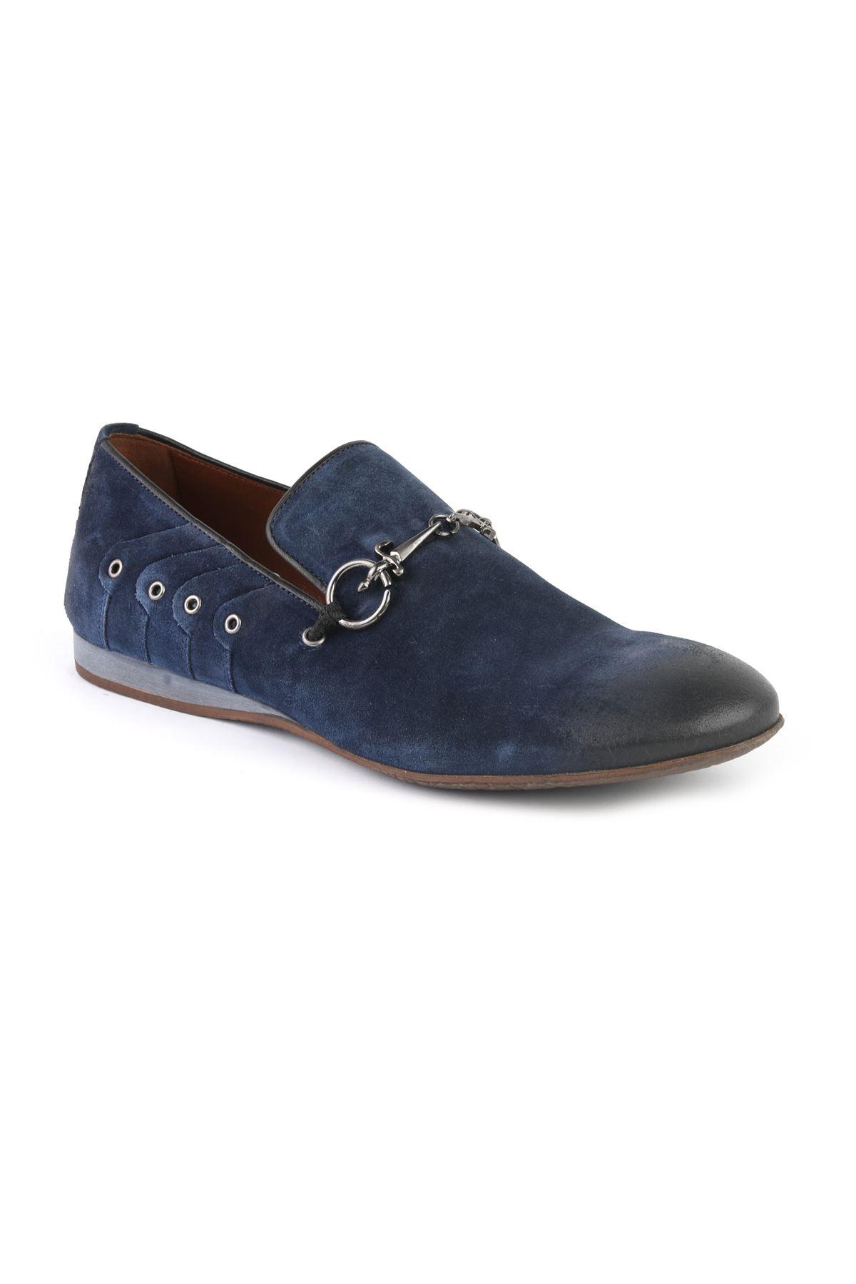 Libero T1115 Lacivert Loafer Ayakkabı