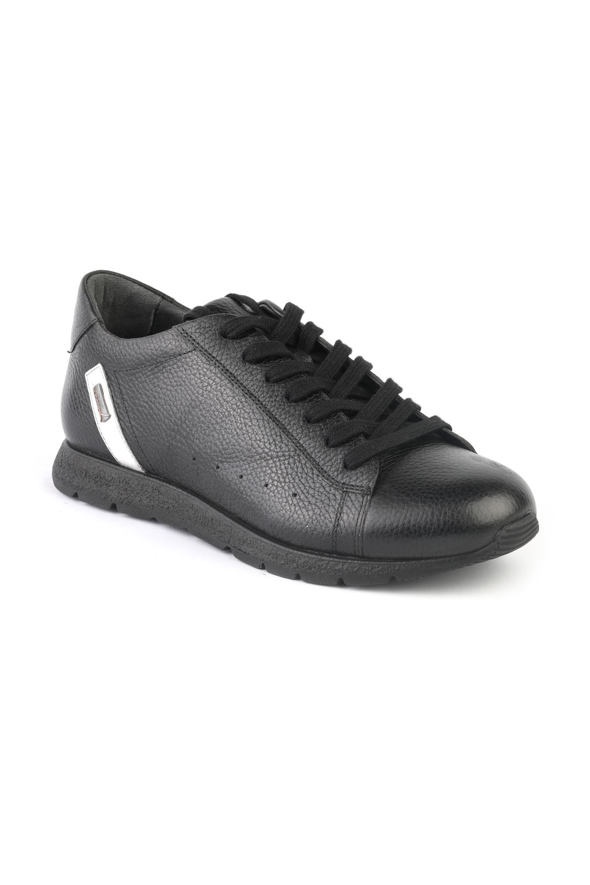 Libero T1187 Black Casual Sports Shoes