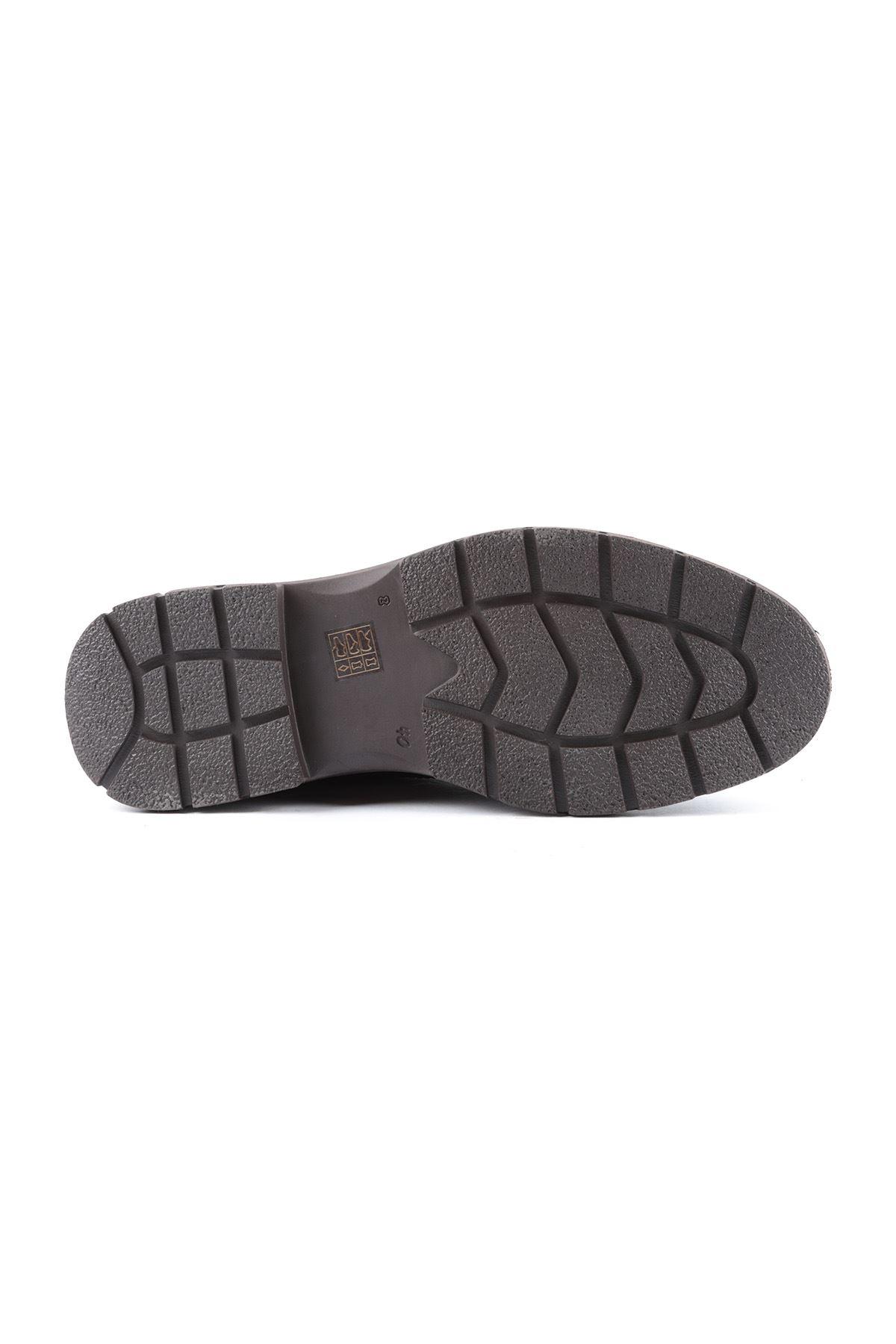 Libero L3584 EA Kahverengi Casual Ayakkabı