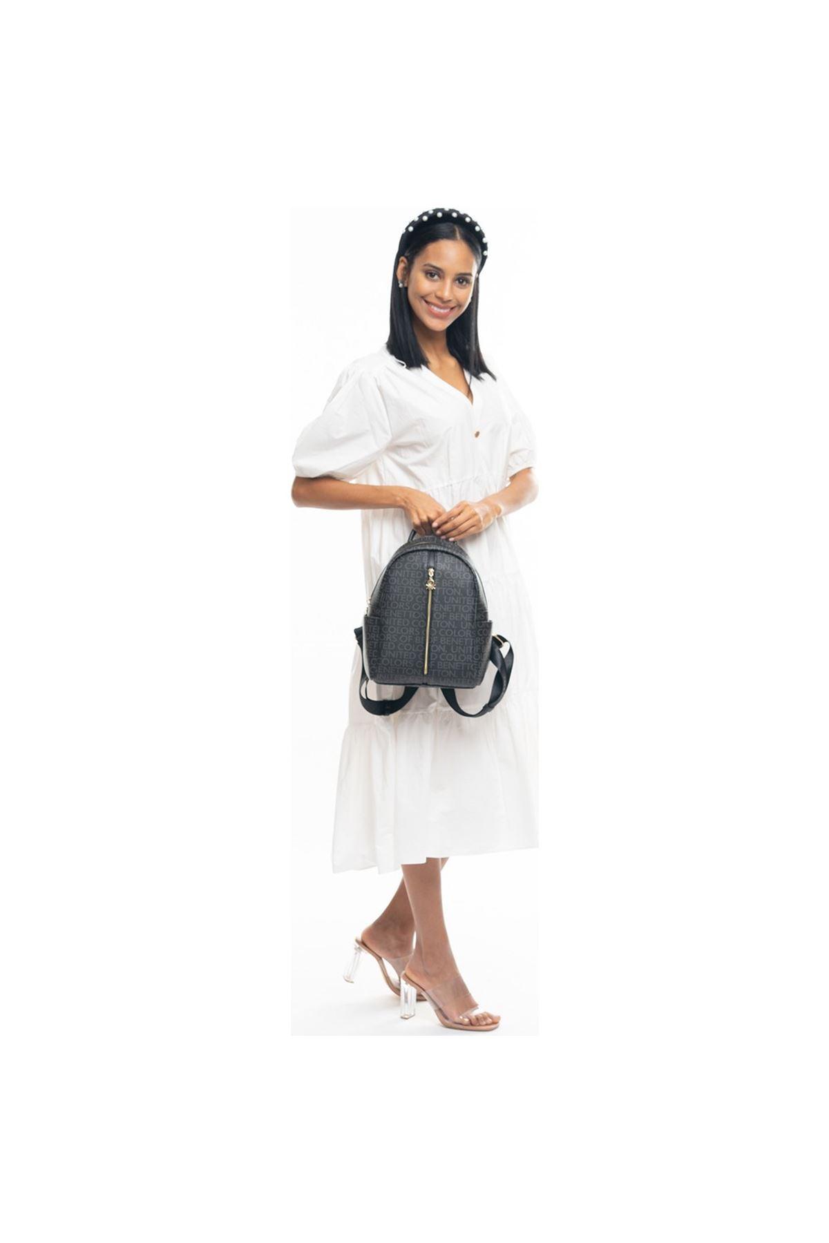 Benetton 333 Siyah Kadın Çanta