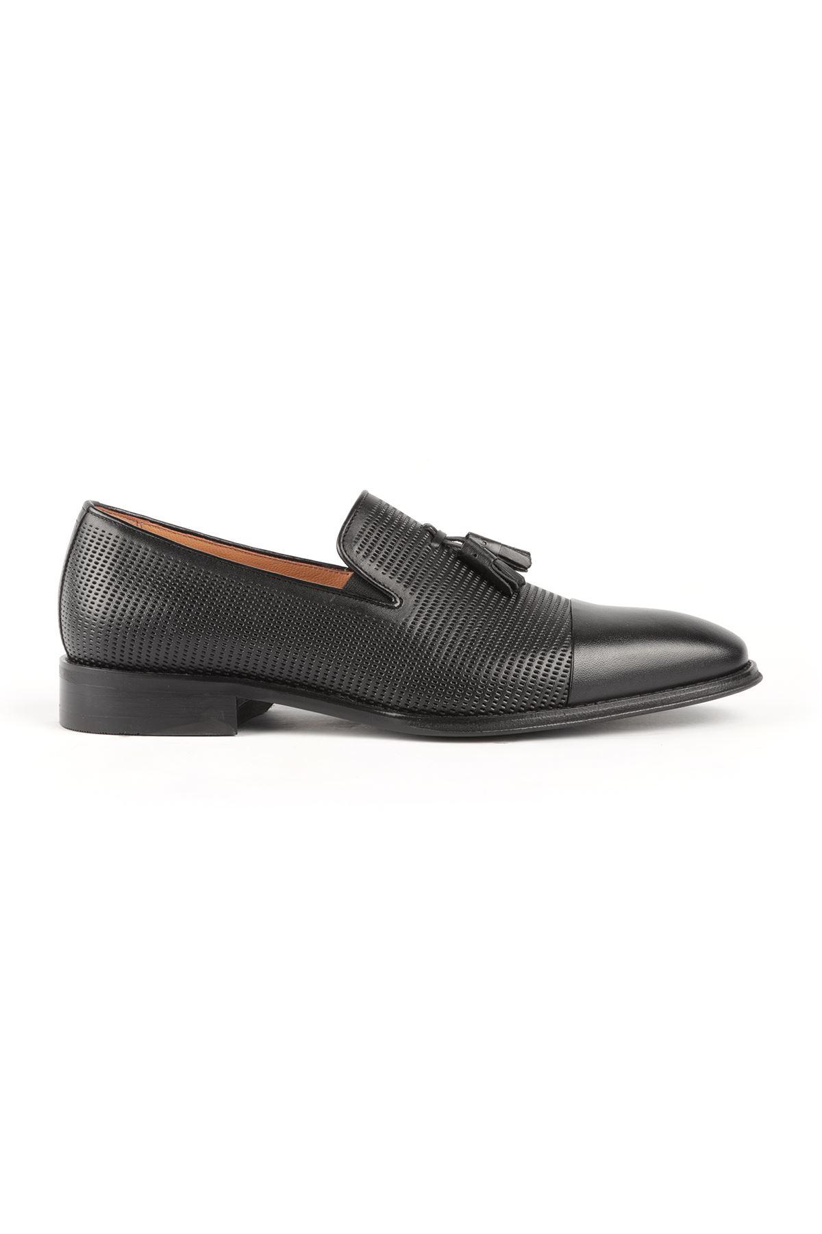 Libero L3325 Siyah Klasik Ayakkabı