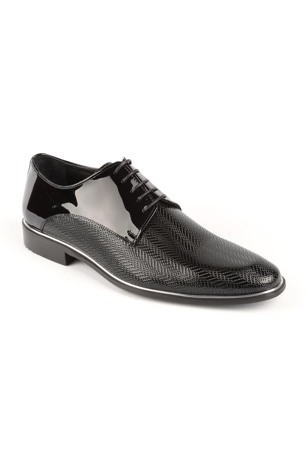 Libero L3580 Siyah Klasik Ayakkabı