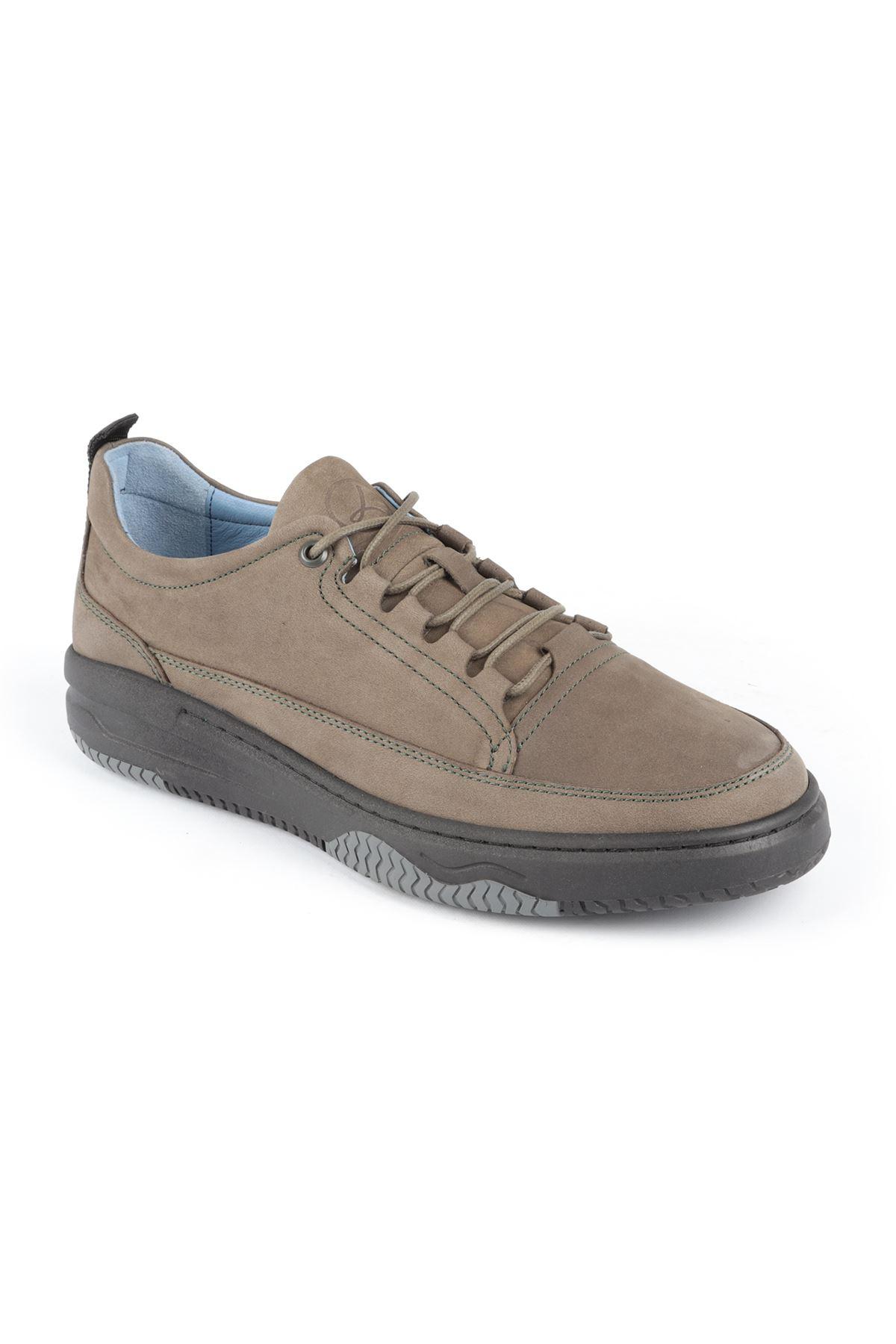 Libero L3545 Haki Spor Ayakkabı
