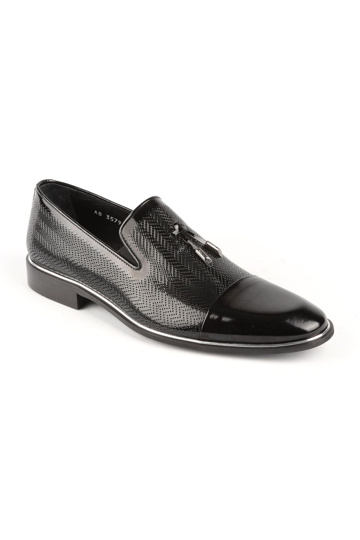 Libero L3579 Siyah Klasik Ayakkabı