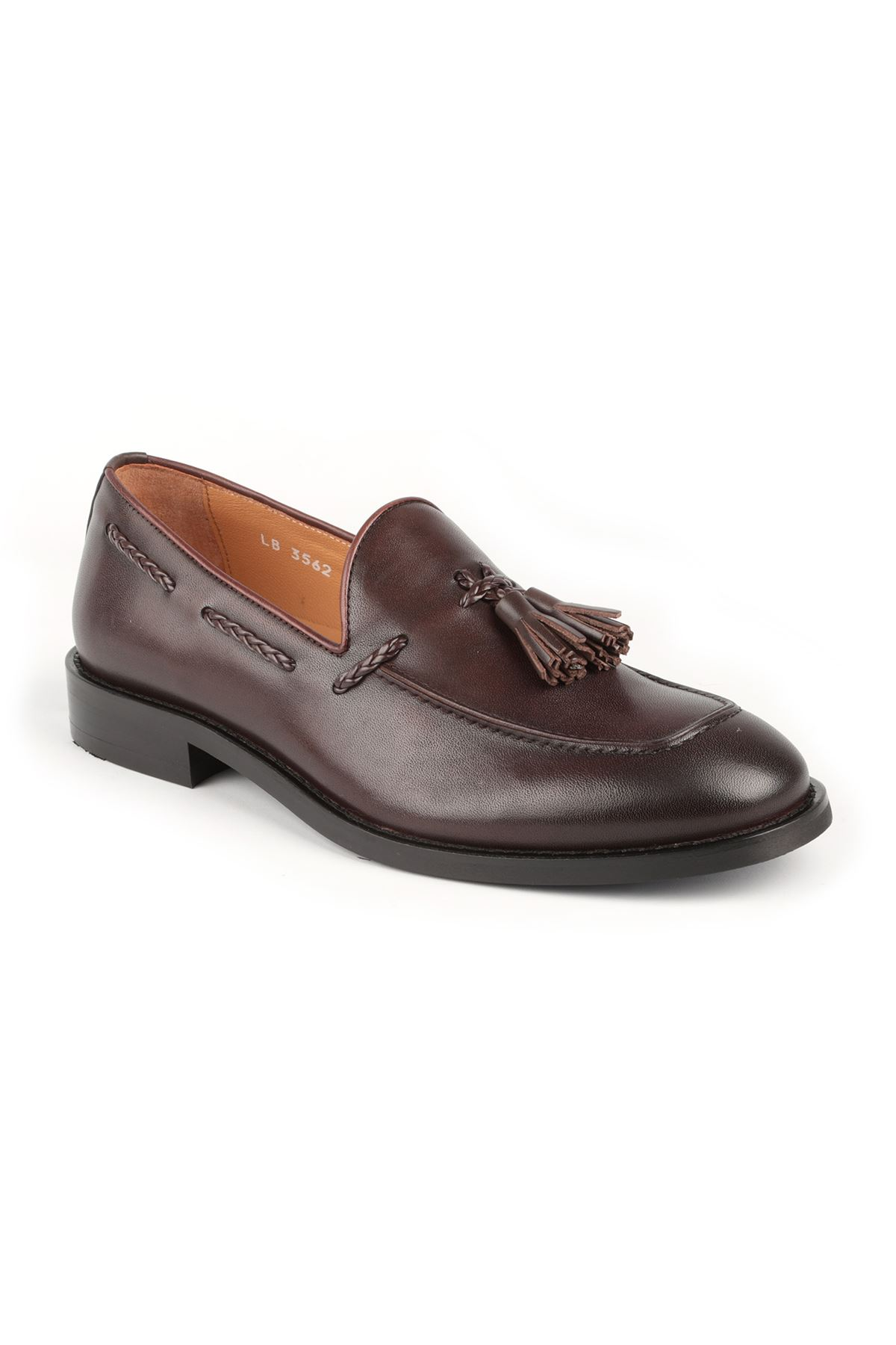 Libero L3562 Brown Loafer Casual Shoes