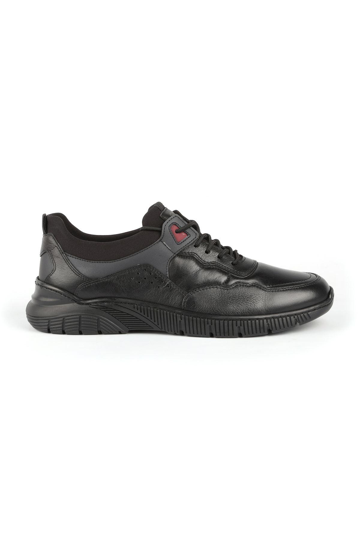 Libero L3492 Black Sports Shoes