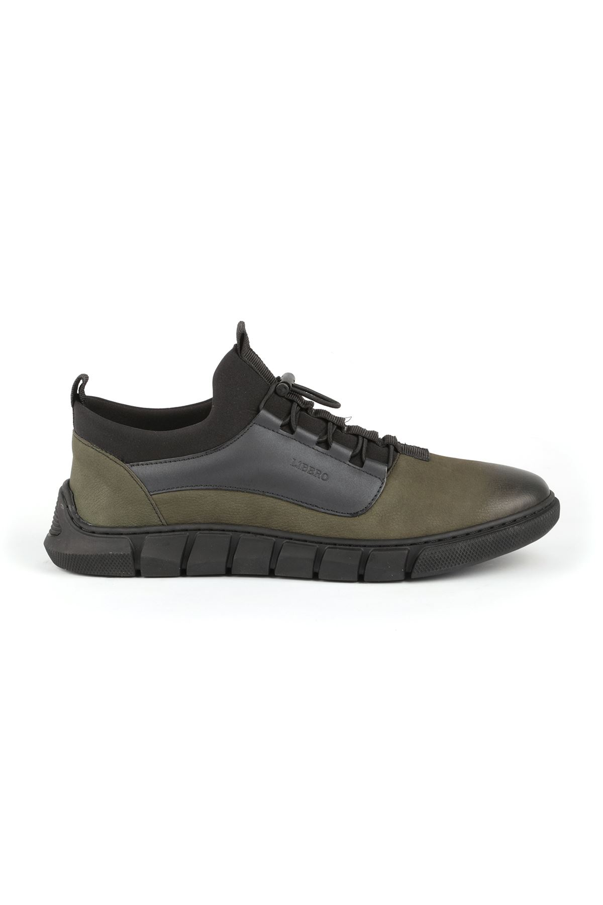 Libero L3589 Khaki Sport Shoes