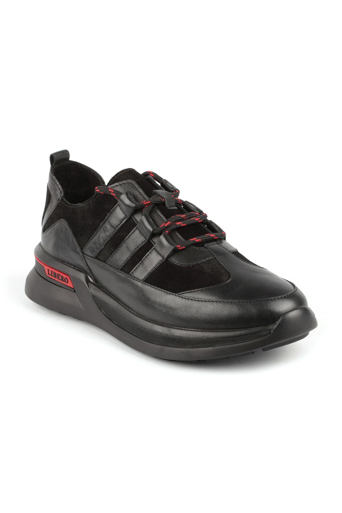 Libero L3598 Siyah Spor Ayakkabı