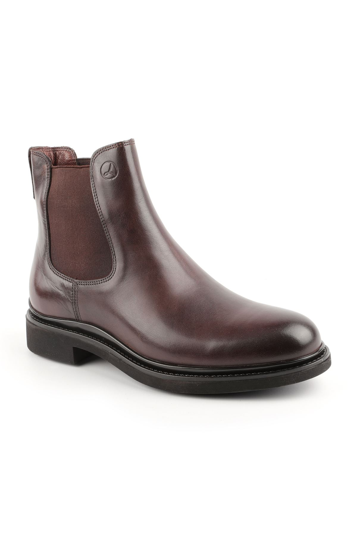 Libero L3454 Brown Leather Boot