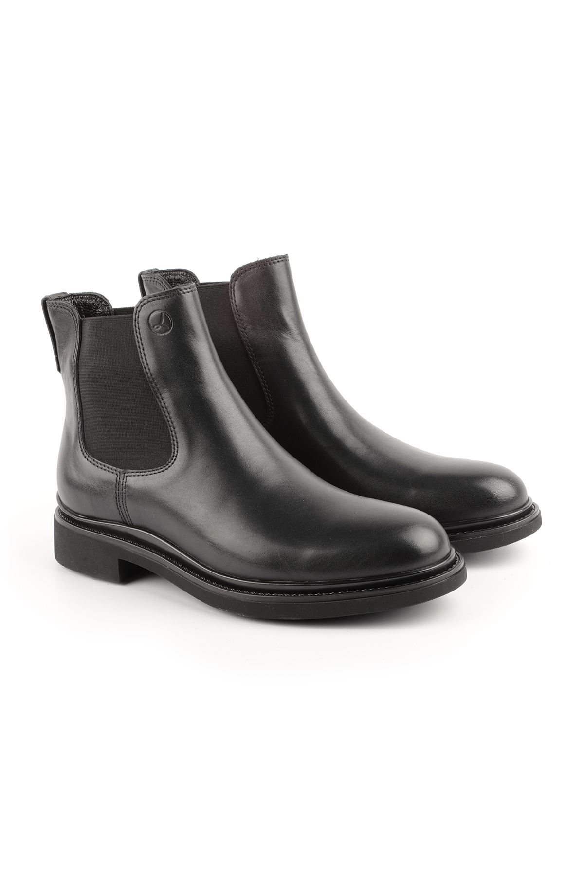 Libero L3454 Black Leather Boot