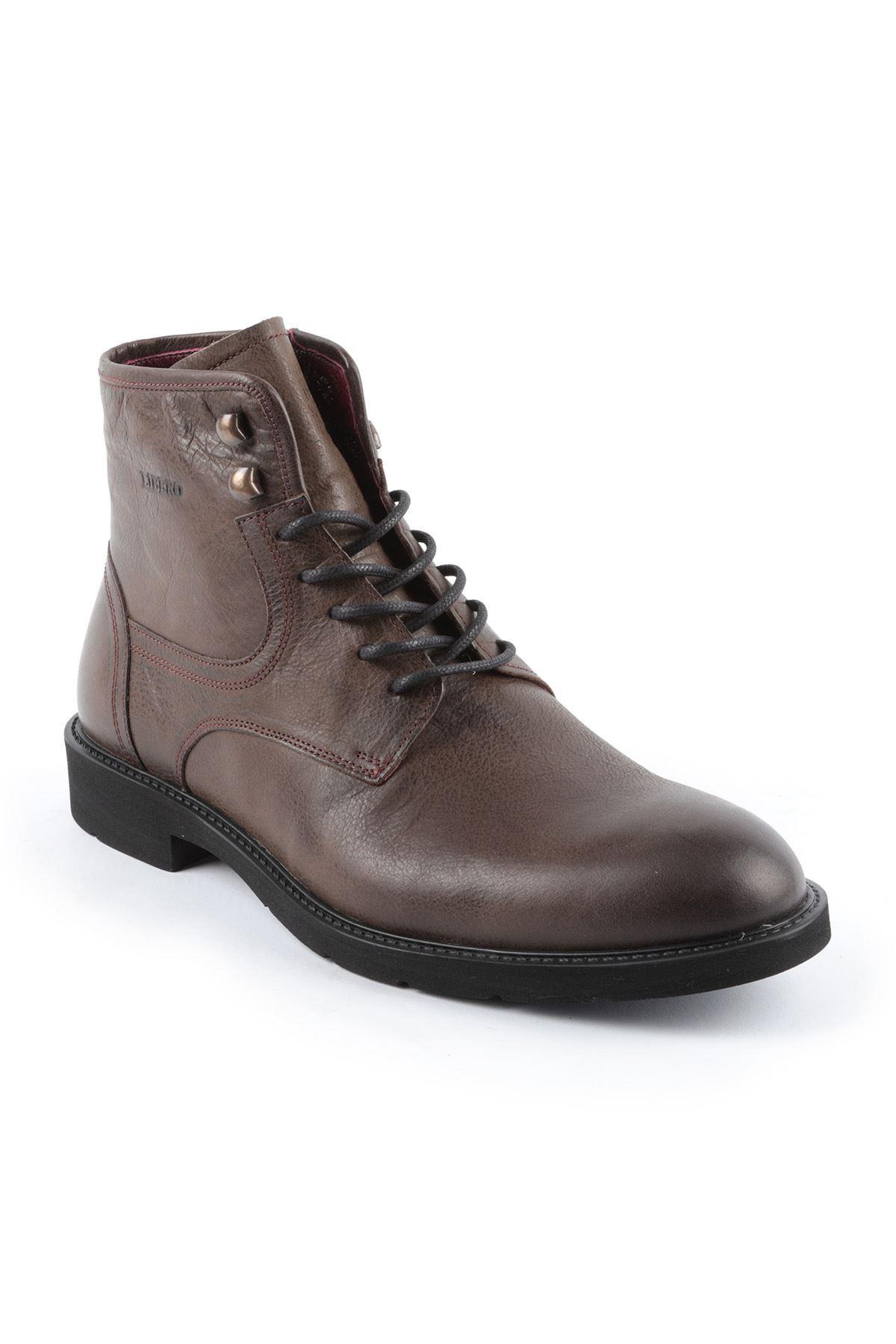 Libero L1315 Khaki Men's Boots
