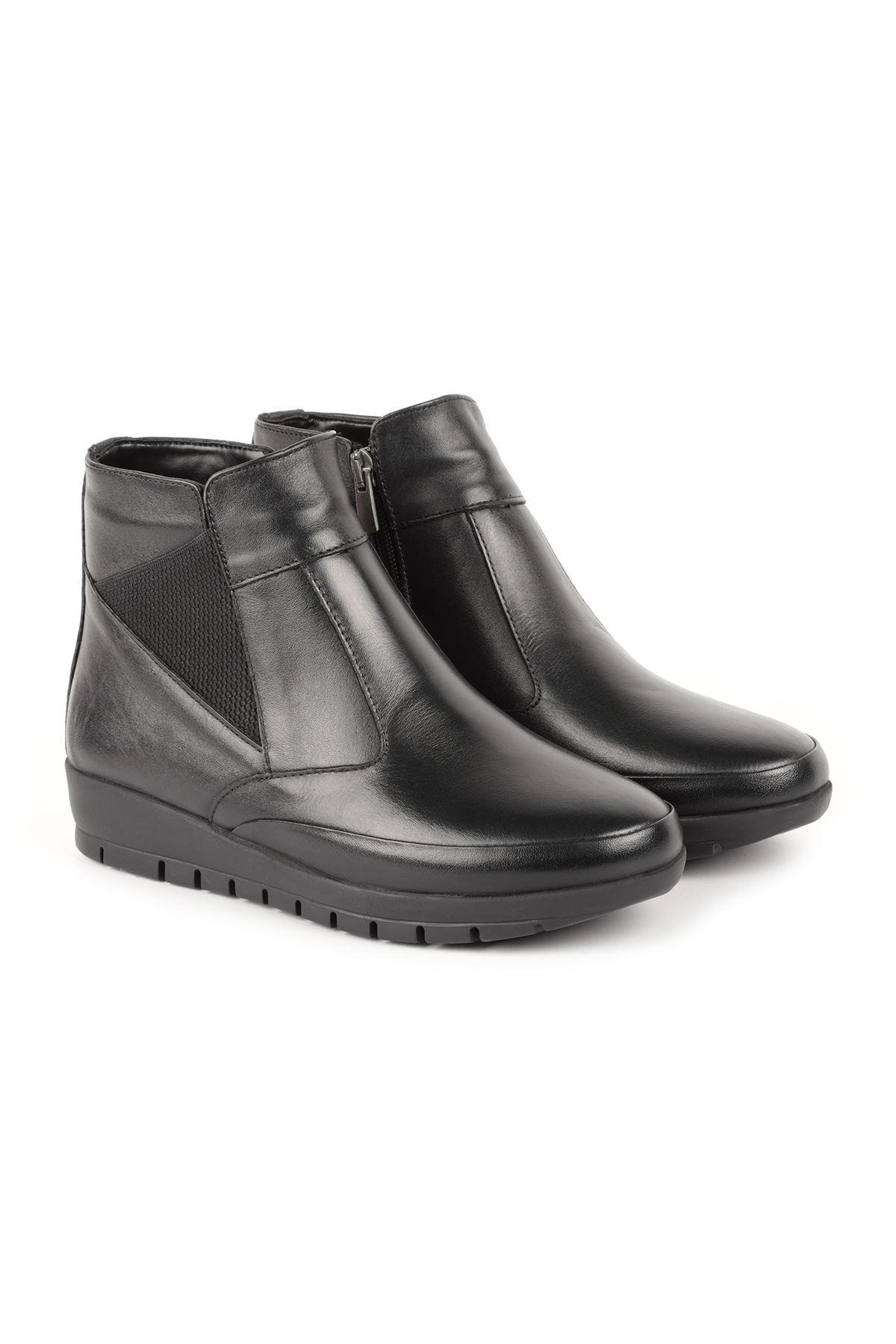 Libero ES205 Black Men's Boots