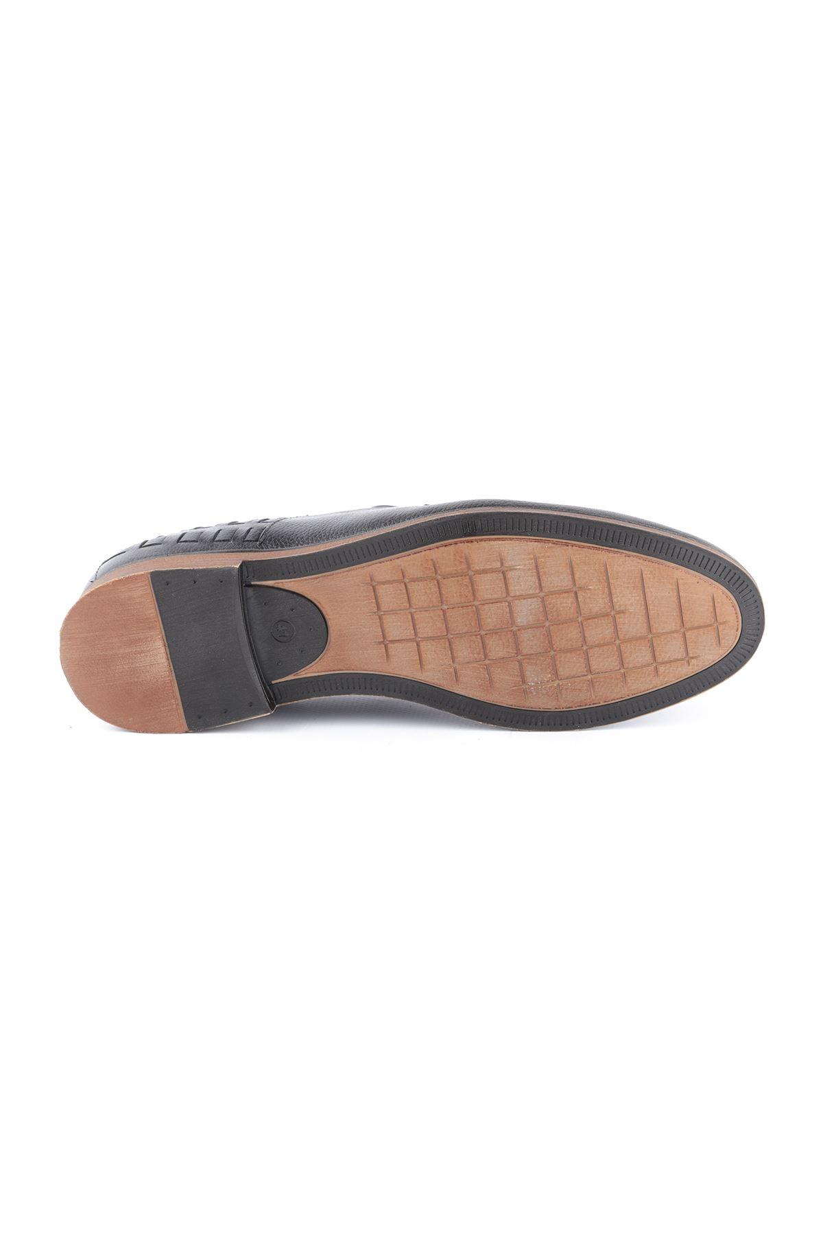 Libero T1427 Siyah Klasik Ayakkabı