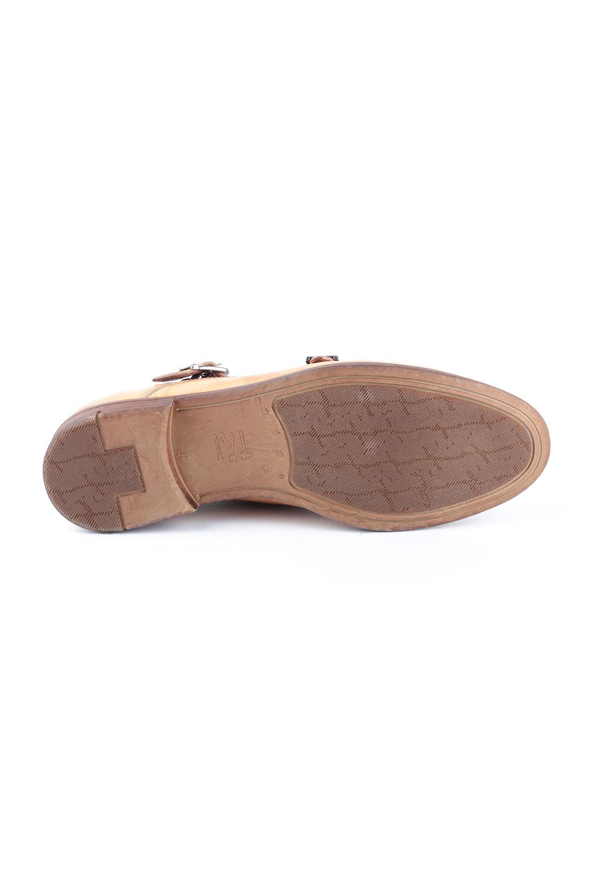 Libero T1431 Mink Casual Shoes