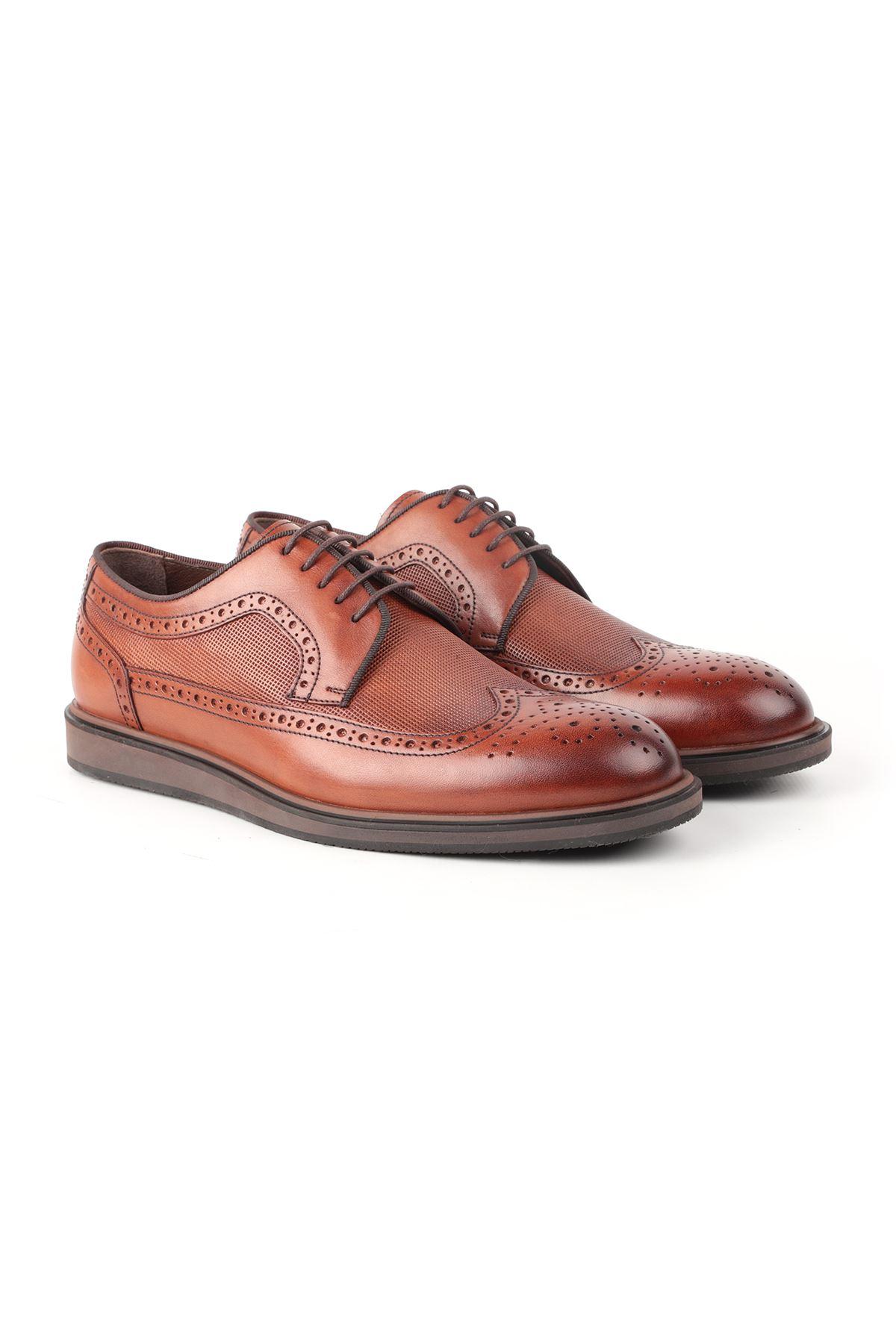 Libero L3722 Taba Erkek Ayakkabı