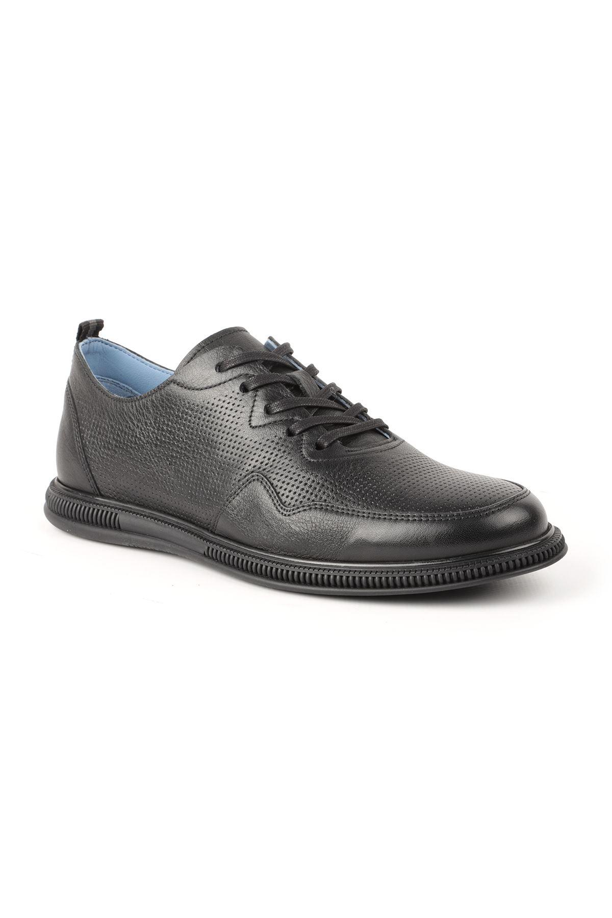 Libero L3728 Siyah Erkek Ayakkabı