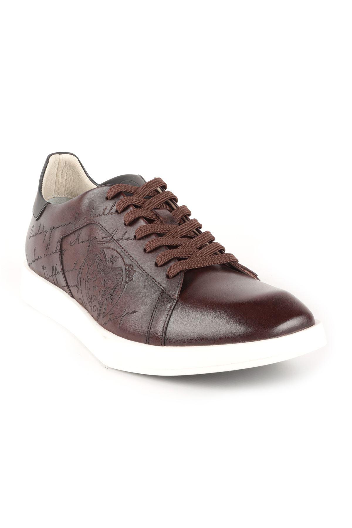 Libero L3801 Kahve Erkek Ayakkabı
