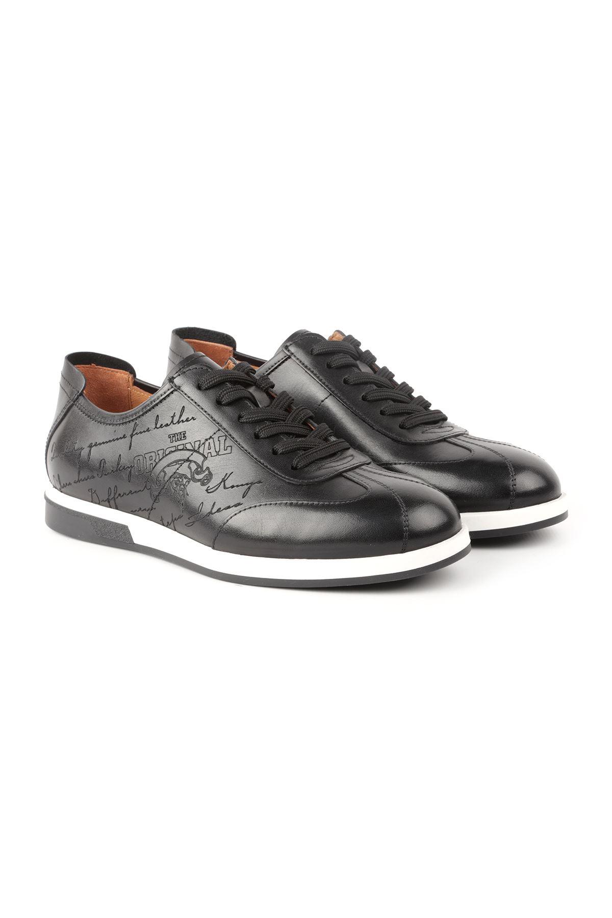 Libero L3772 Siyah Erkek Spor Ayakkabı