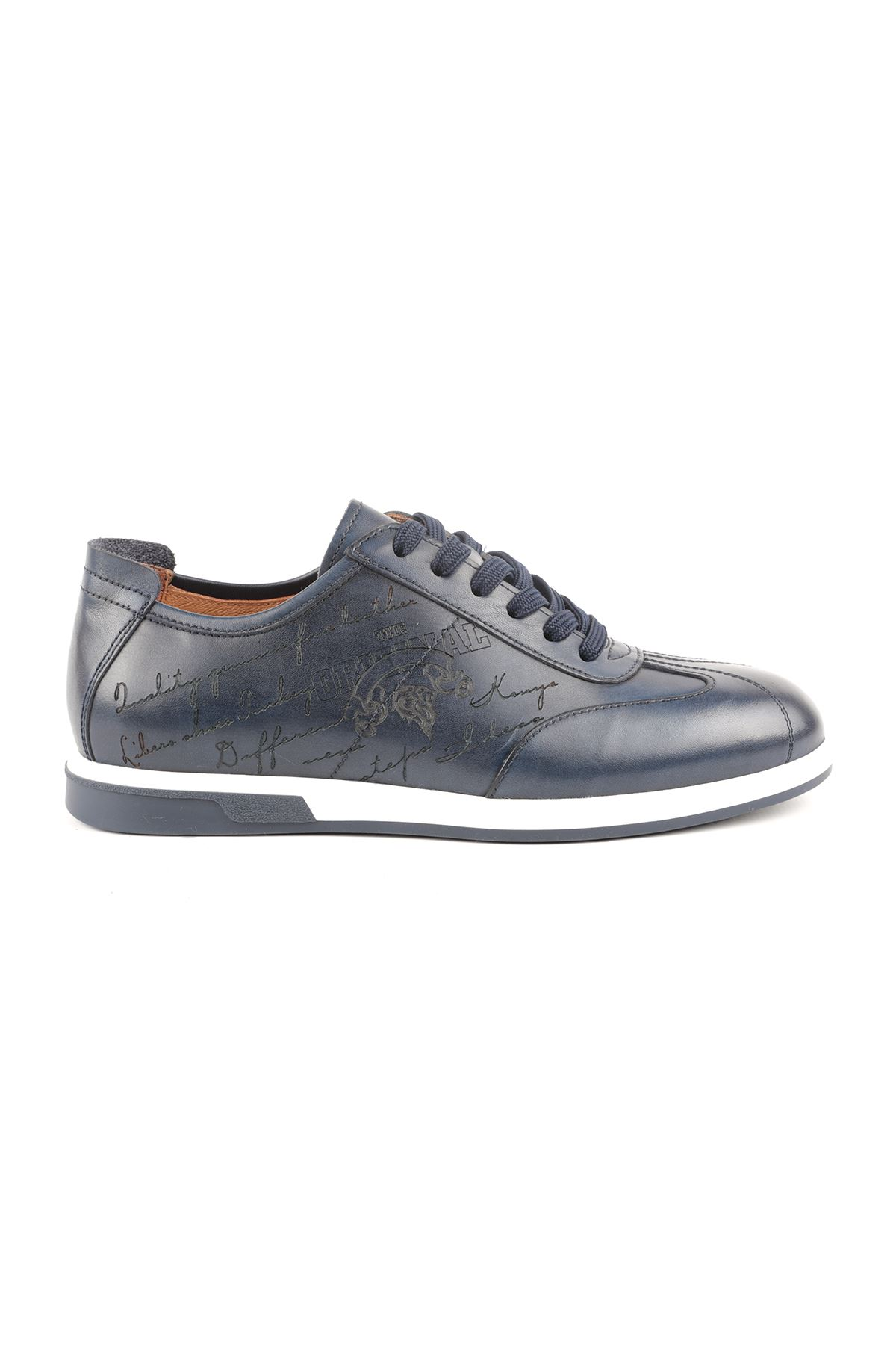 Libero L3772 Navy Blue Men Sport Shoes