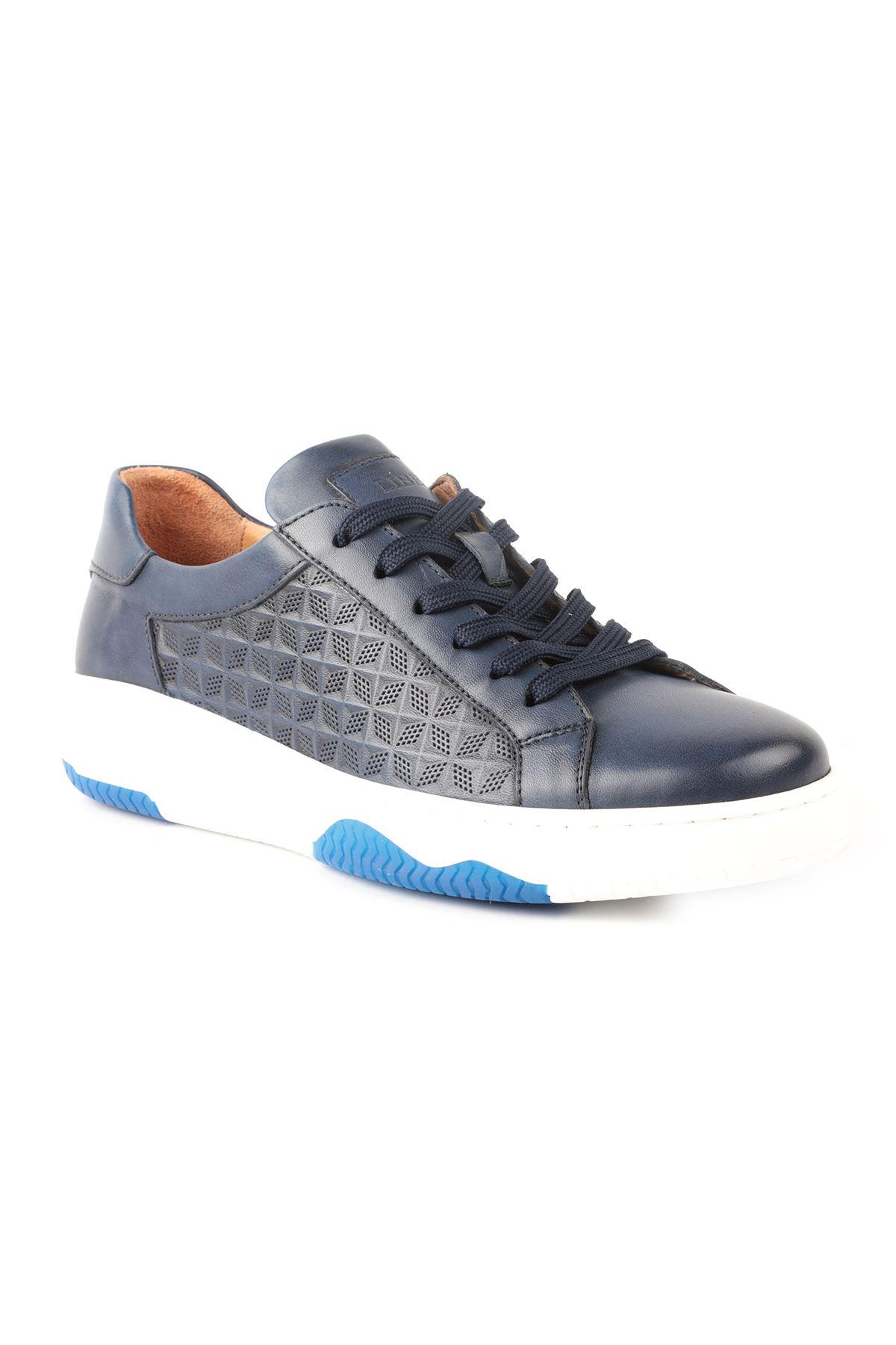 Libero L3751 Lacivert Casual Erkek Ayakkabı