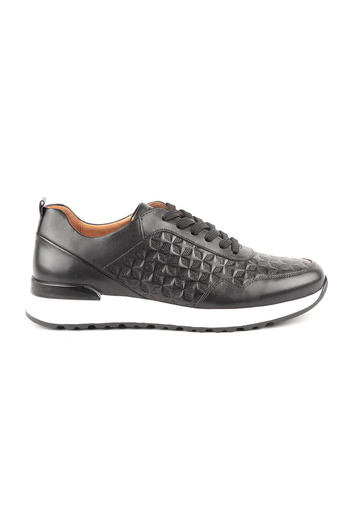 Libero L3752 Black Men Sport Shoes