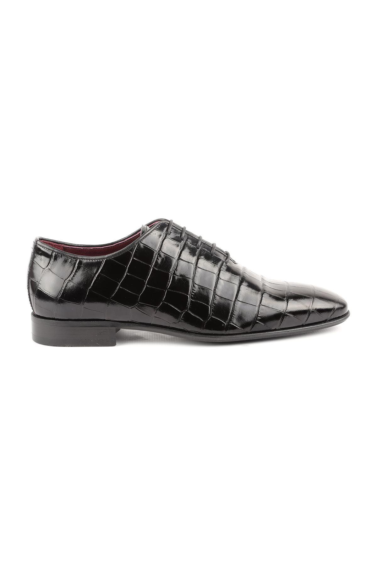 Libero L3766 Siyah Klasik Erkek Ayakkabı