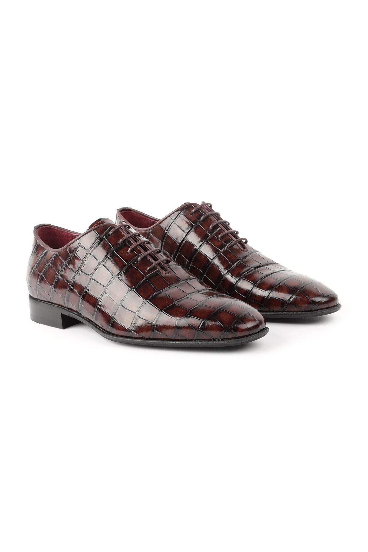 Libero L3766 Brown Classic Men Shoes