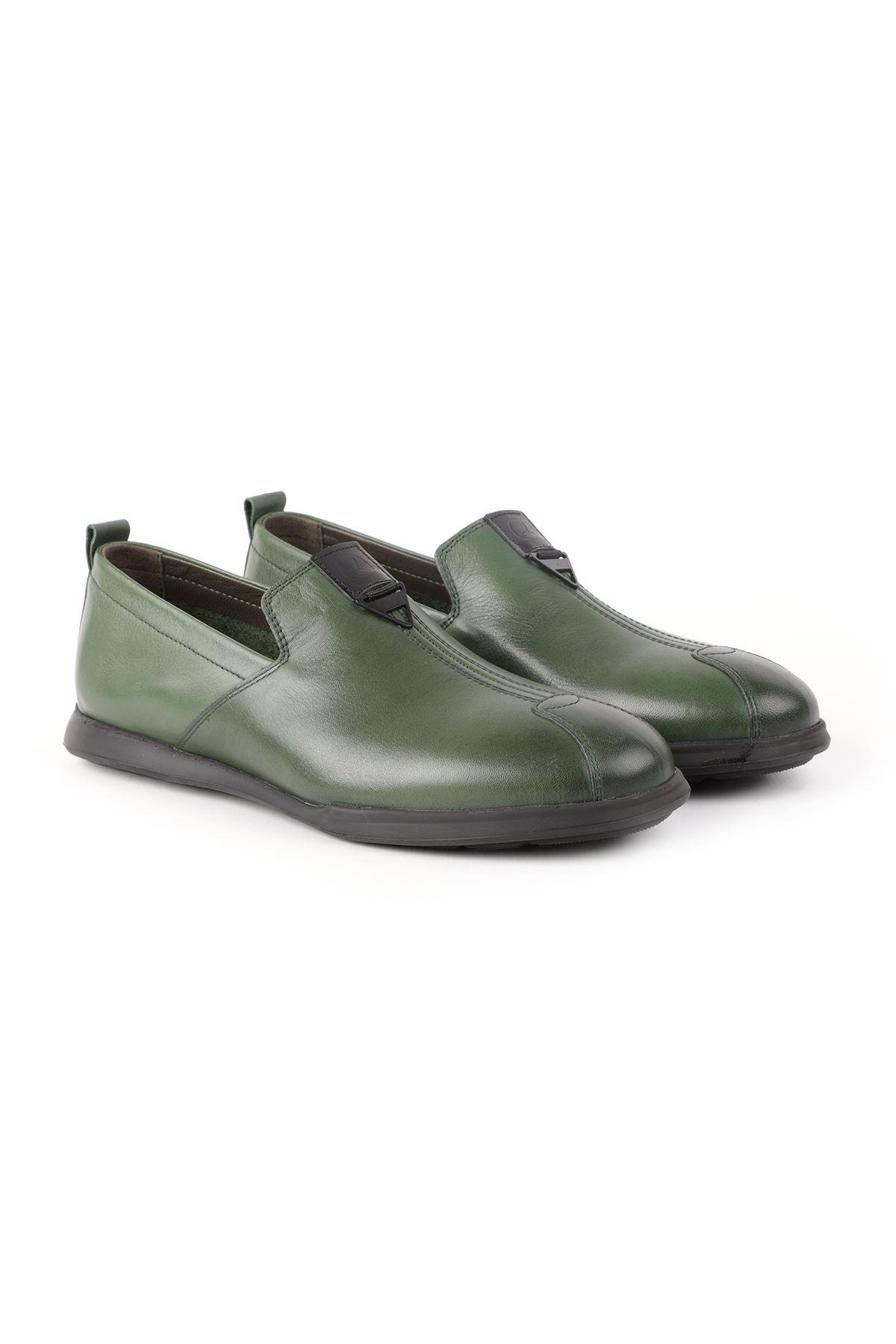 Libero L3749 Haki Casual Erkek Ayakkabı