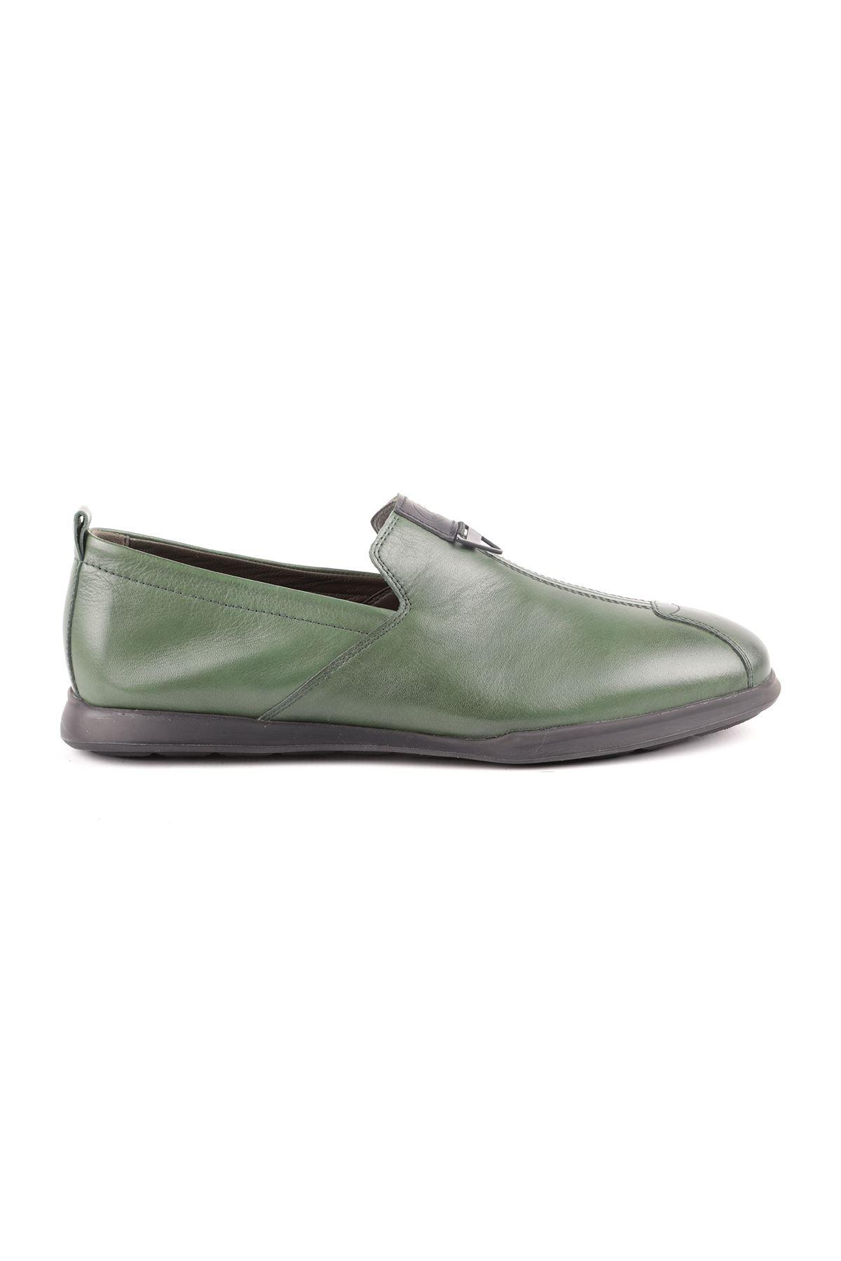 Libero L3749 Khaki Casual Men Shoes