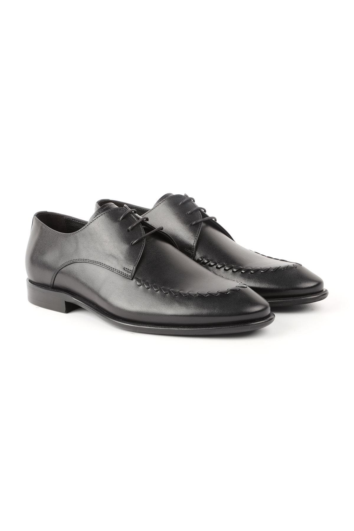 Libero L3645 Black Classic Men Shoes