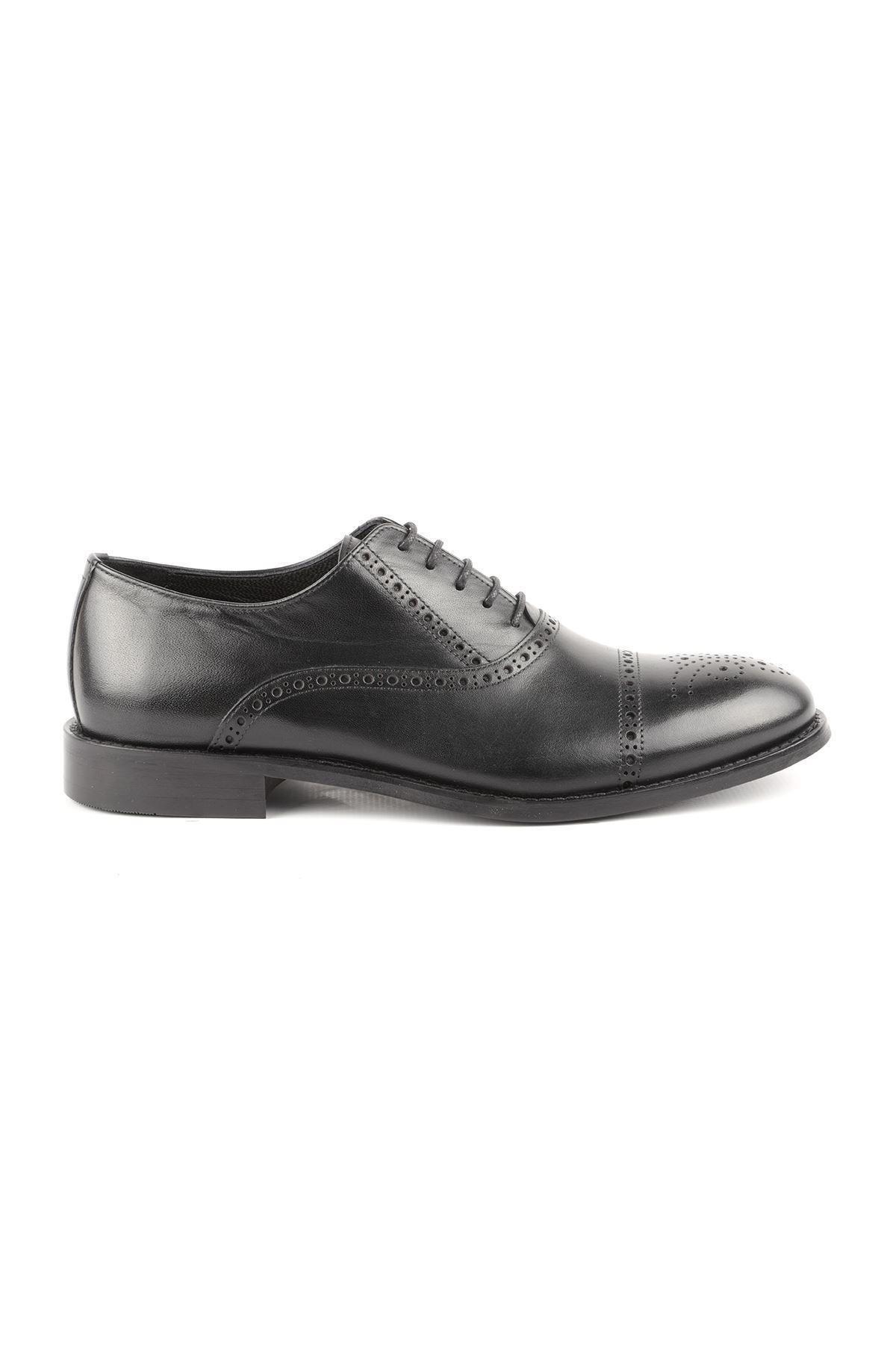 Libero L3698 Black Classic Men Shoes