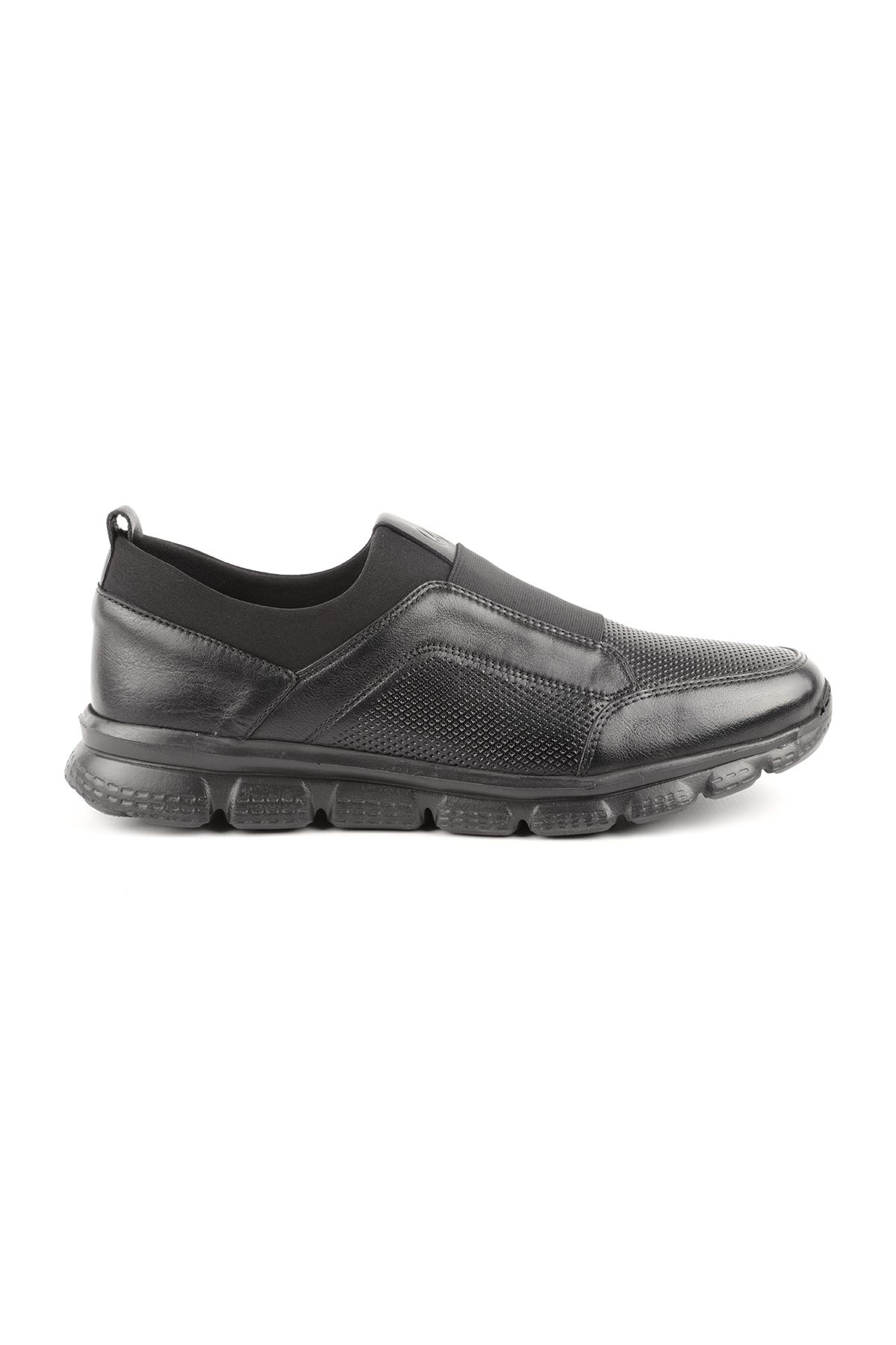 Libero L3625 Black Men's Sport Shoes