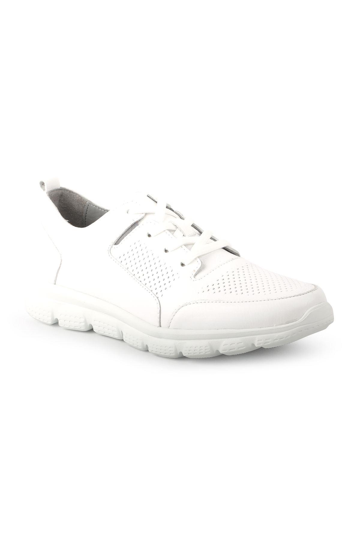 Libero L3621 Beyaz Erkek Spor Ayakkabı